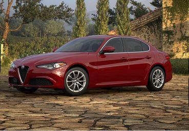 New 2018 Alfa Romeo Giulia Q4 For Sale In Westport, CT 2259_main