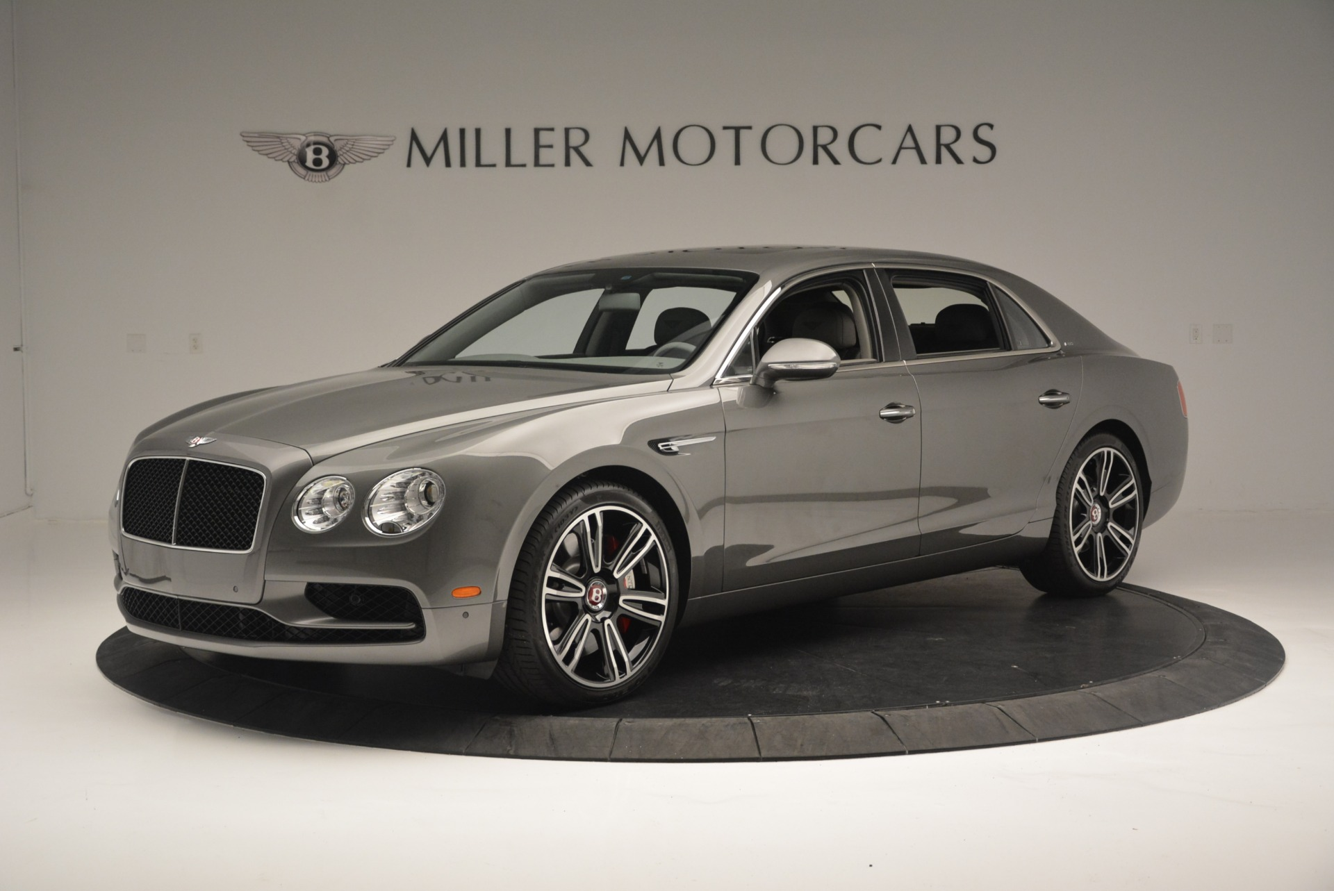 Used 2017 Bentley Flying Spur V8 S For Sale In Westport, CT 2263_p2