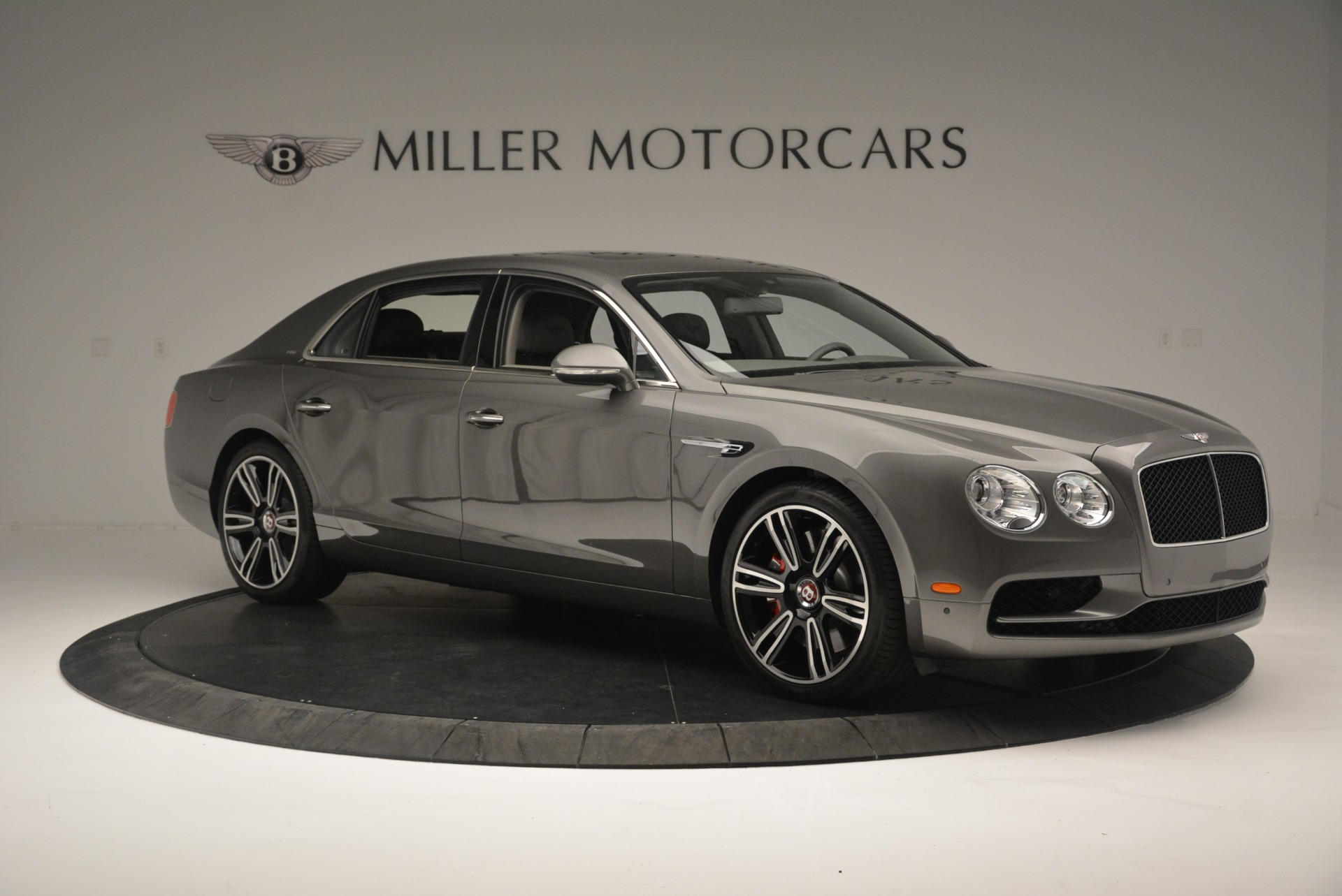 Used 2017 Bentley Flying Spur V8 S For Sale In Westport, CT 2263_p9