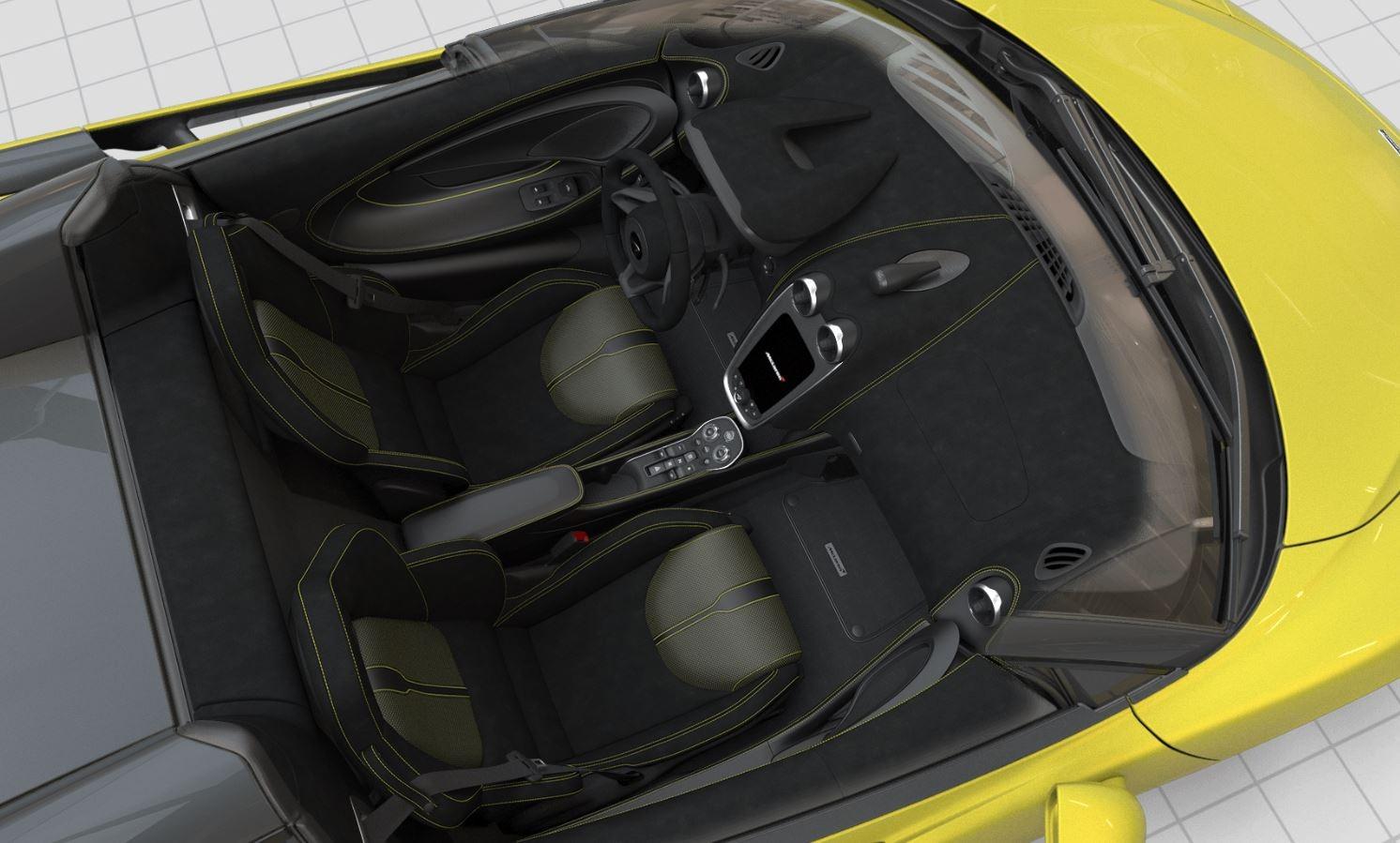 Used 2018 McLaren 570S Spider For Sale In Westport, CT 2264_p4