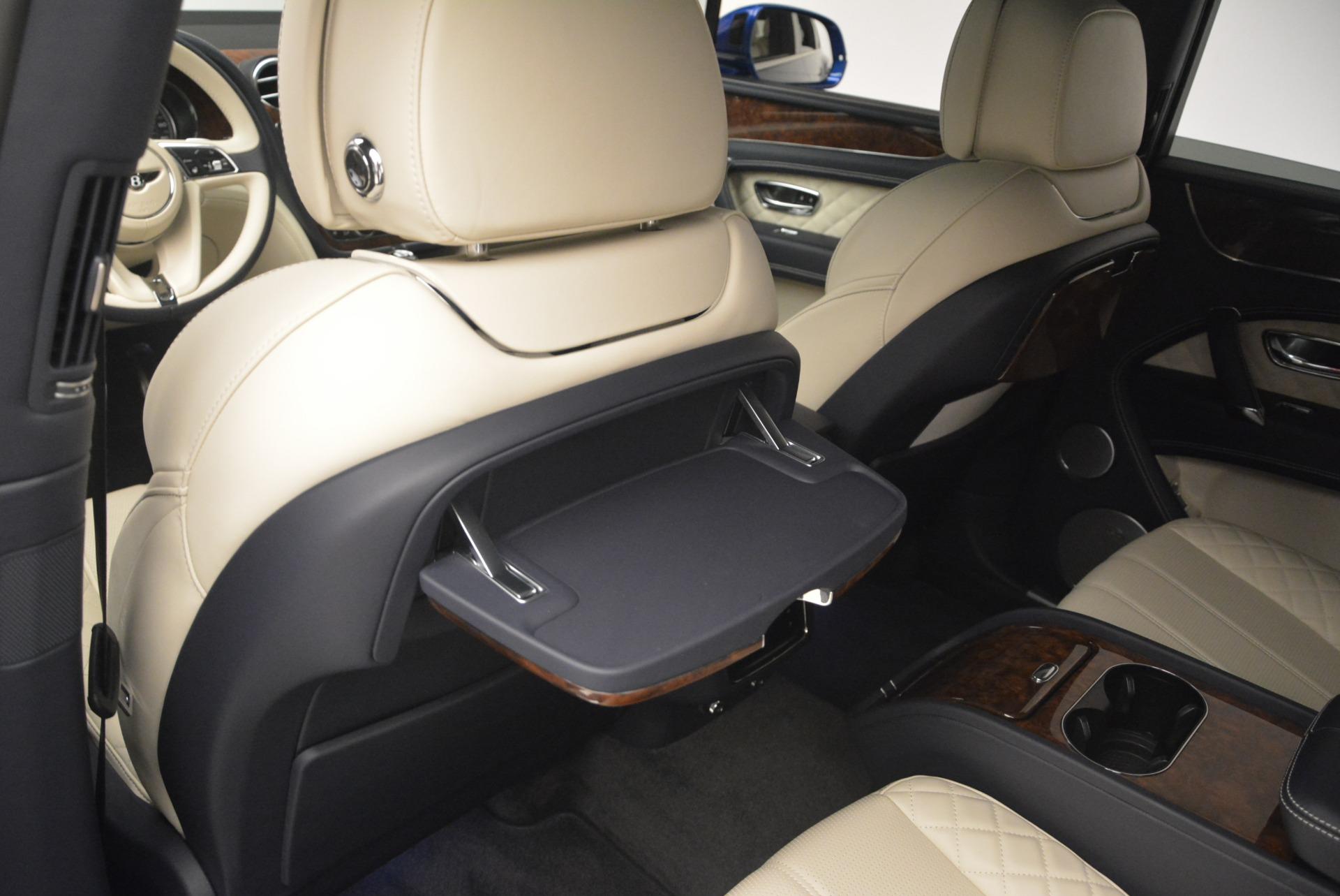 Used 2018 Bentley Bentayga W12 Signature For Sale In Westport, CT 2265_p20