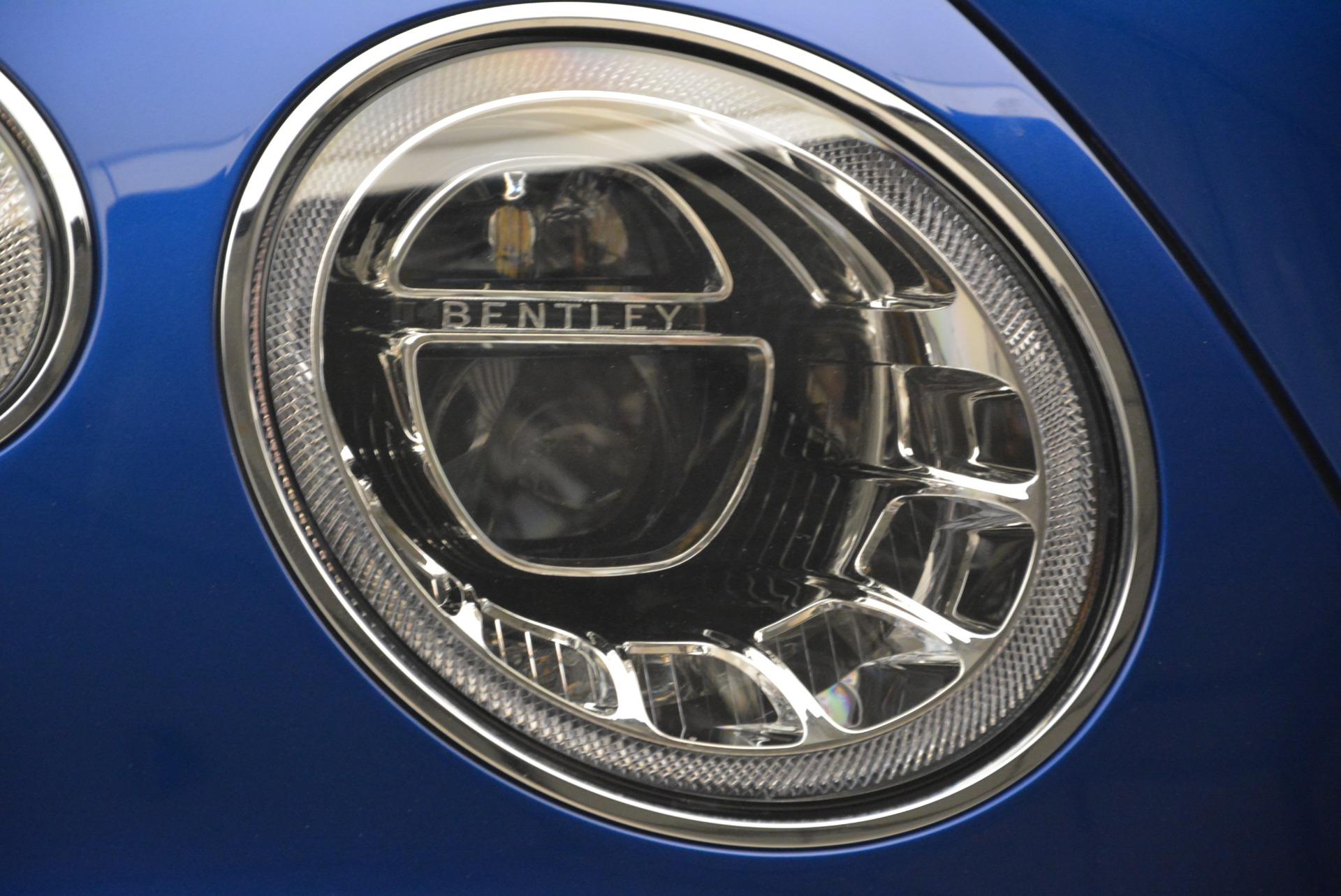 Used 2018 Bentley Bentayga W12 Signature For Sale In Westport, CT 2265_p31