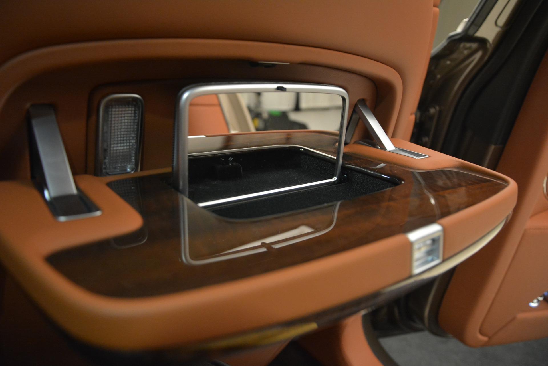 Used 2015 Bentley Flying Spur W12 For Sale In Westport, CT 2266_p28