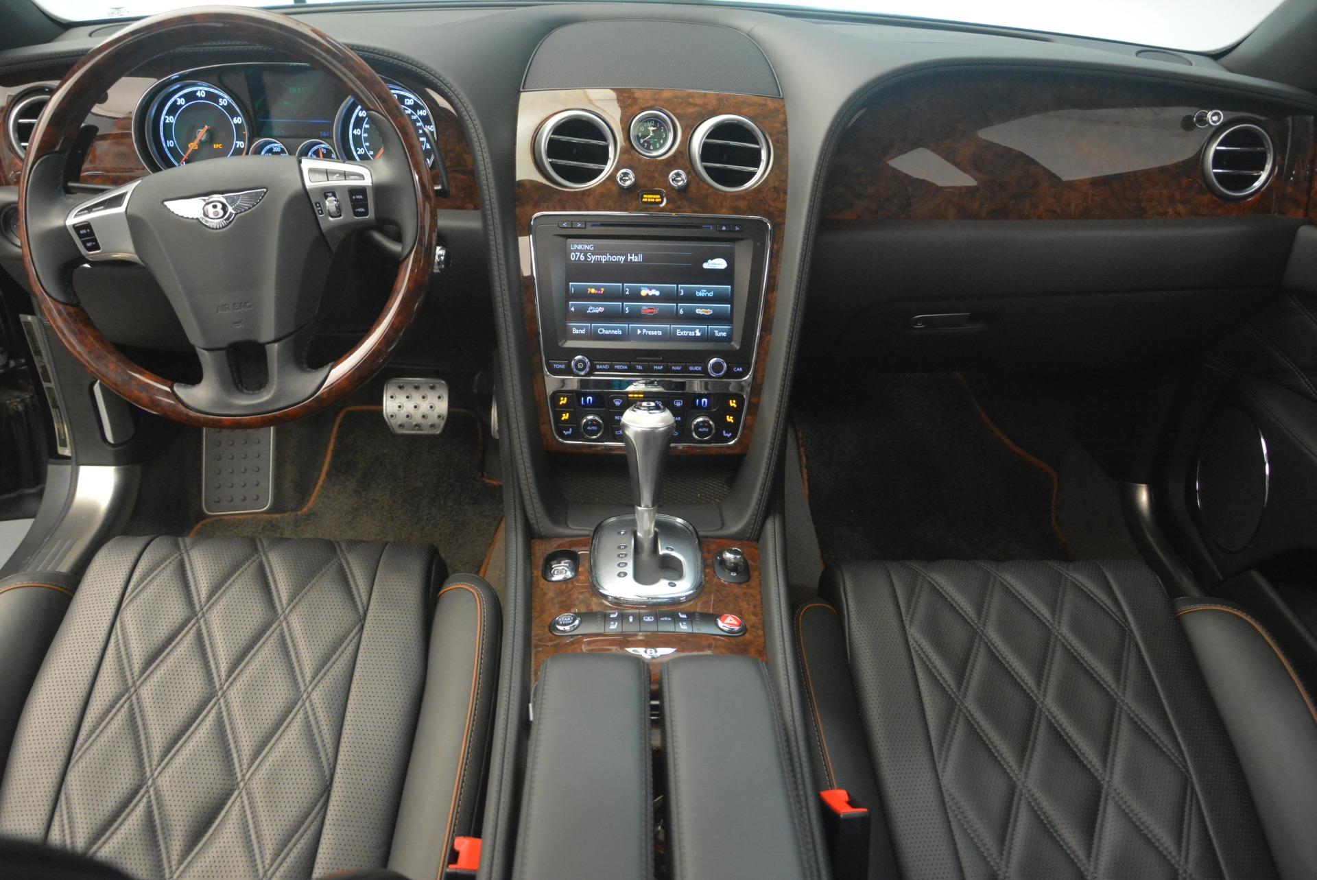 Used 2014 Bentley Flying Spur W12 For Sale In Westport, CT 2267_p20