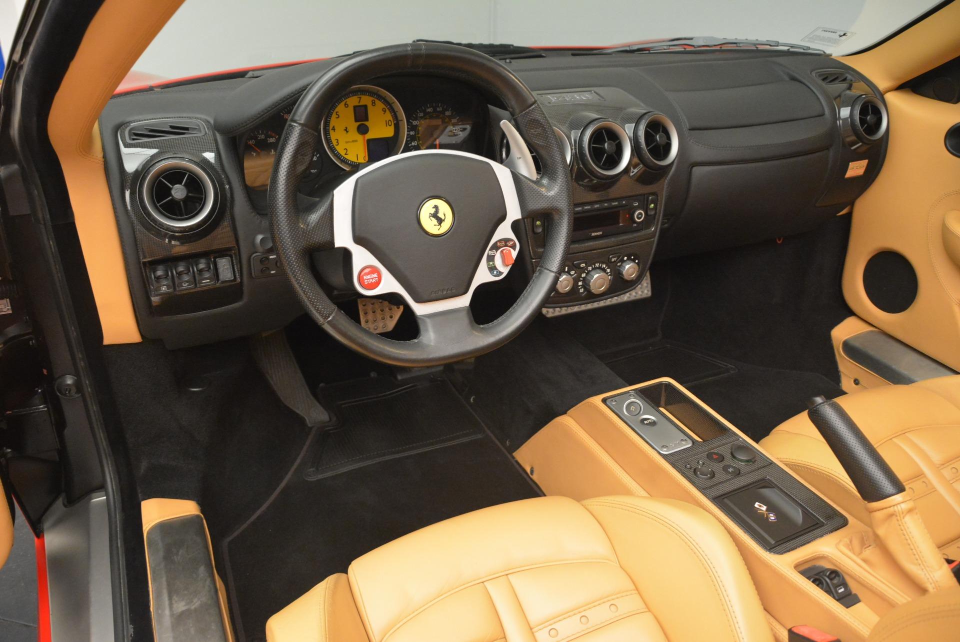 Used 2008 Ferrari F430 Spider For Sale In Westport, CT 2268_p25