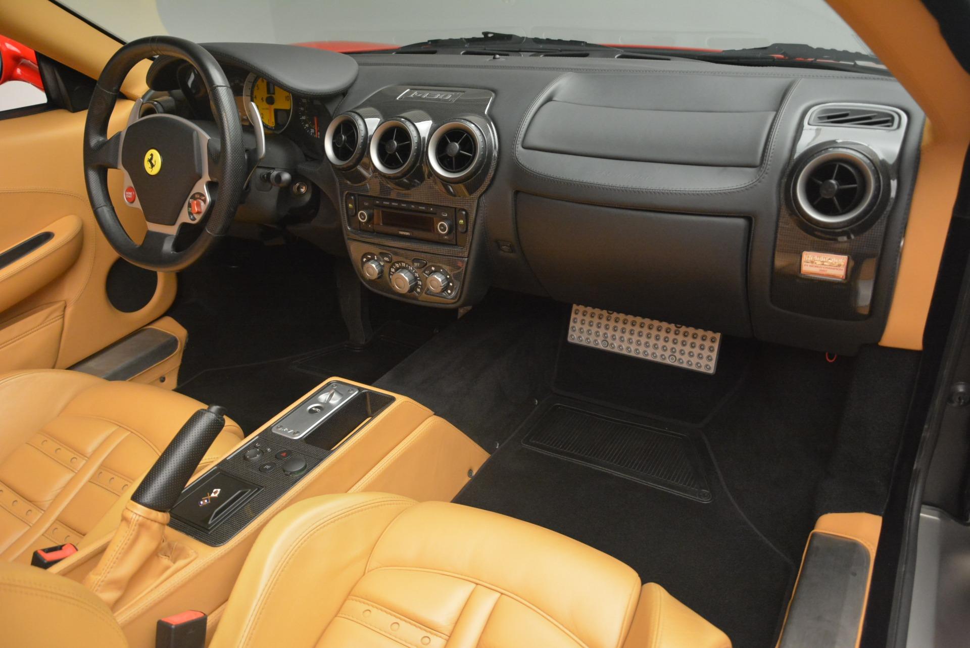 Used 2008 Ferrari F430 Spider For Sale In Westport, CT 2268_p29