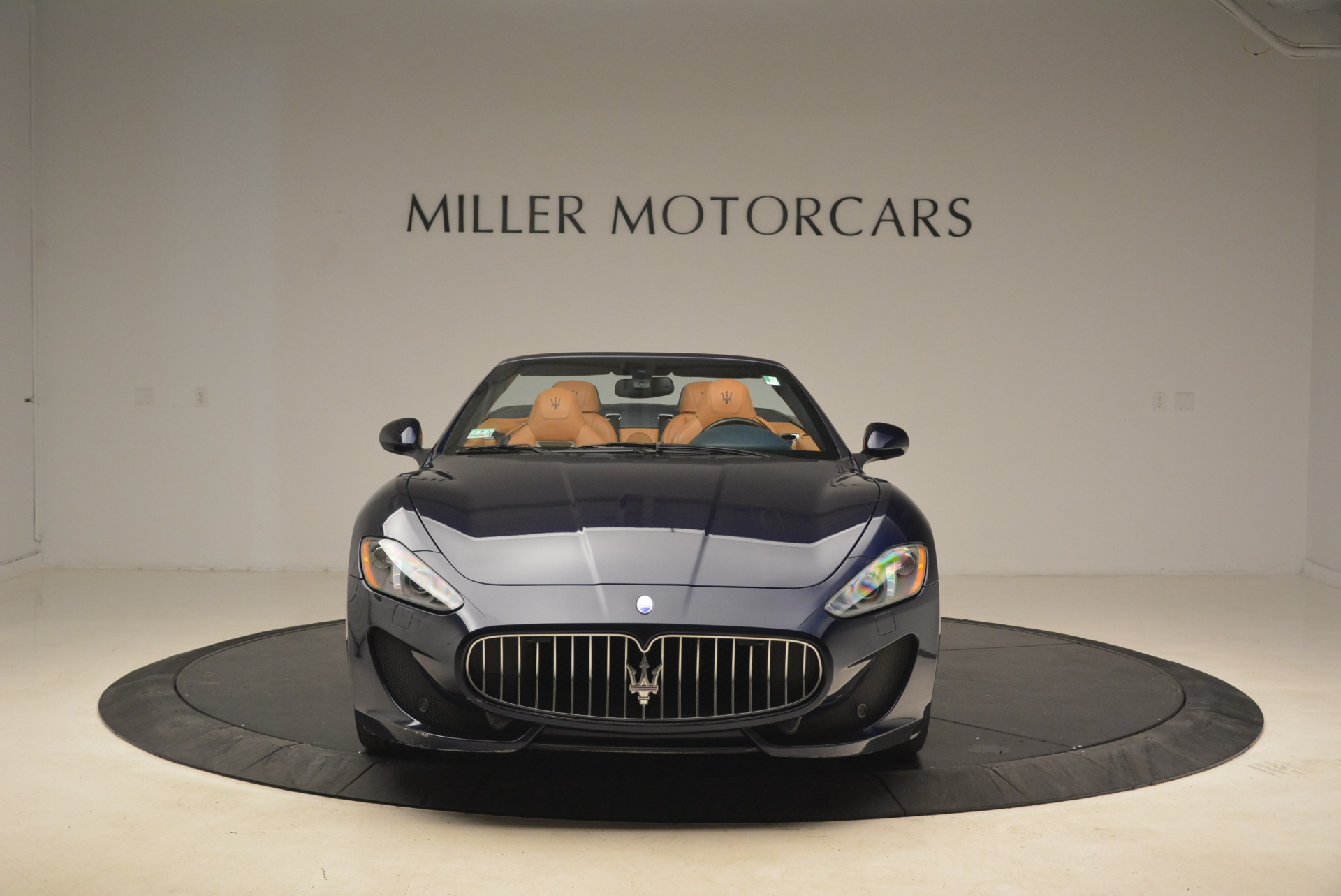 Used 2014 Maserati GranTurismo Sport For Sale In Westport, CT 2269_p18