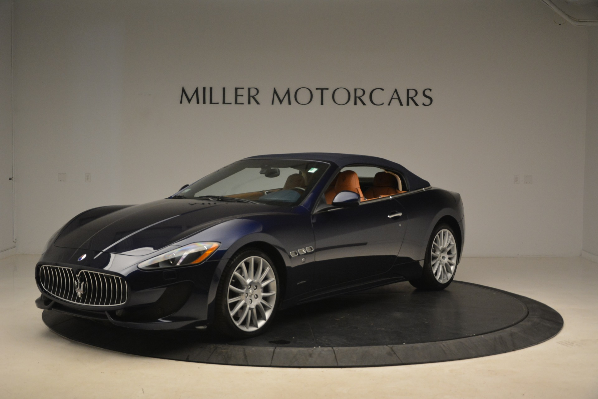 Used 2014 Maserati GranTurismo Sport For Sale In Westport, CT 2269_p19