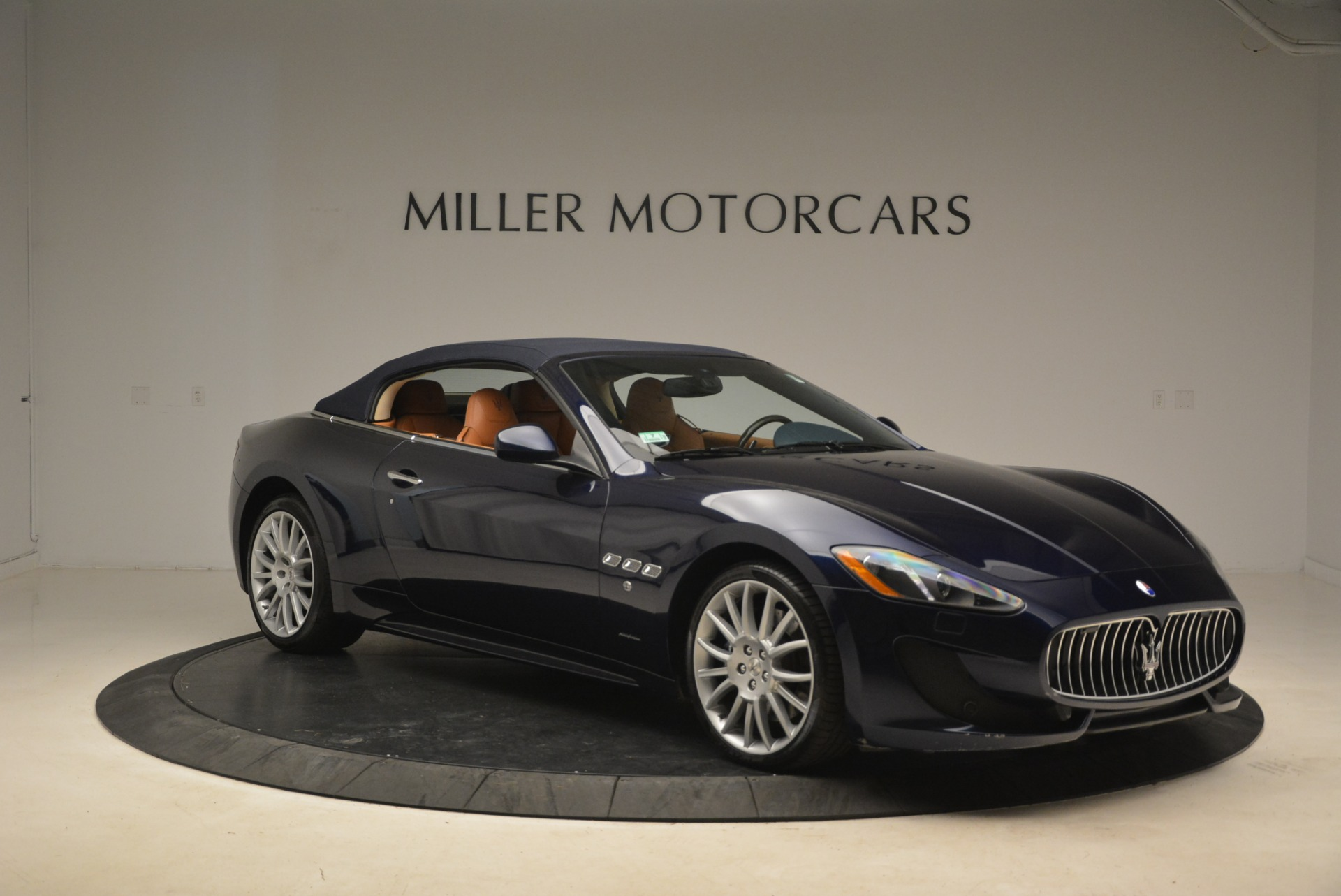 Used 2014 Maserati GranTurismo Sport For Sale In Westport, CT 2269_p22