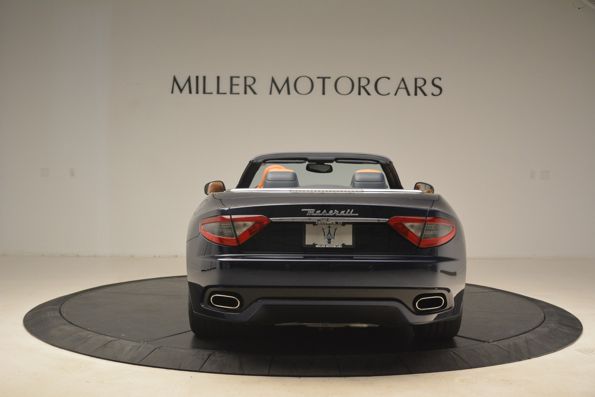 Used 2014 Maserati GranTurismo Sport For Sale In Westport, CT 2269_p8