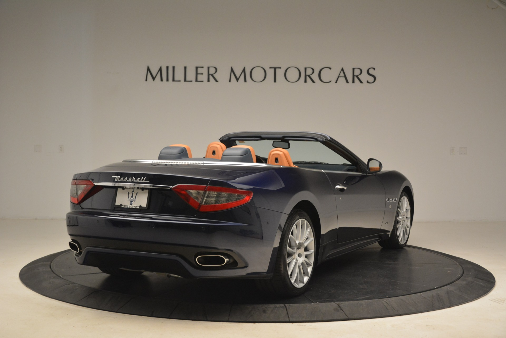 Used 2014 Maserati GranTurismo Sport For Sale In Westport, CT 2269_p9