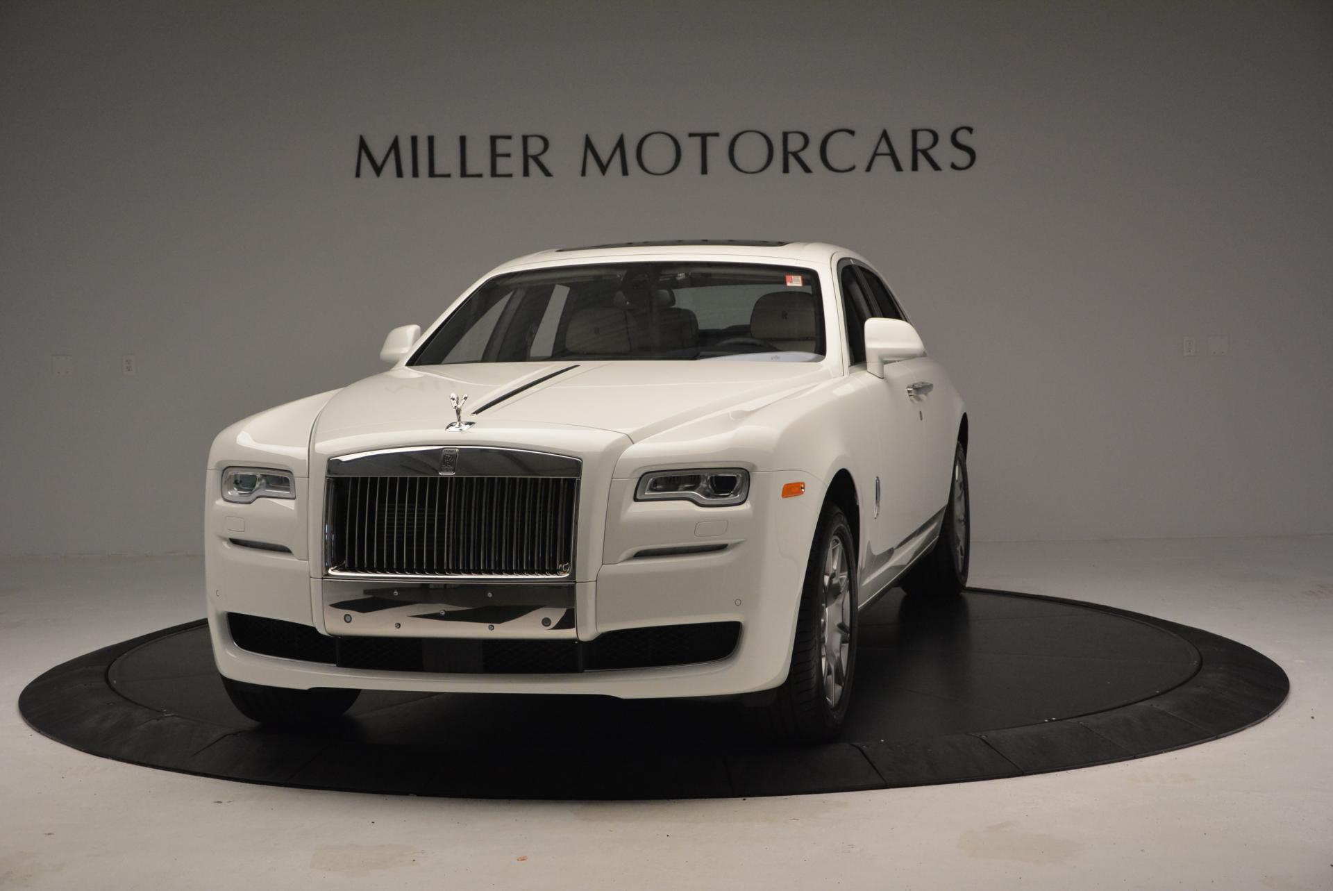 Used 2016 Rolls-Royce Ghost Series II  For Sale In Westport, CT