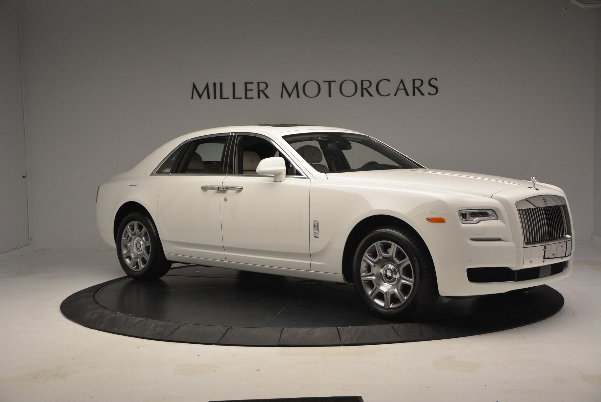 Used 2016 Rolls-Royce Ghost Series II  For Sale In Westport, CT 227_p10