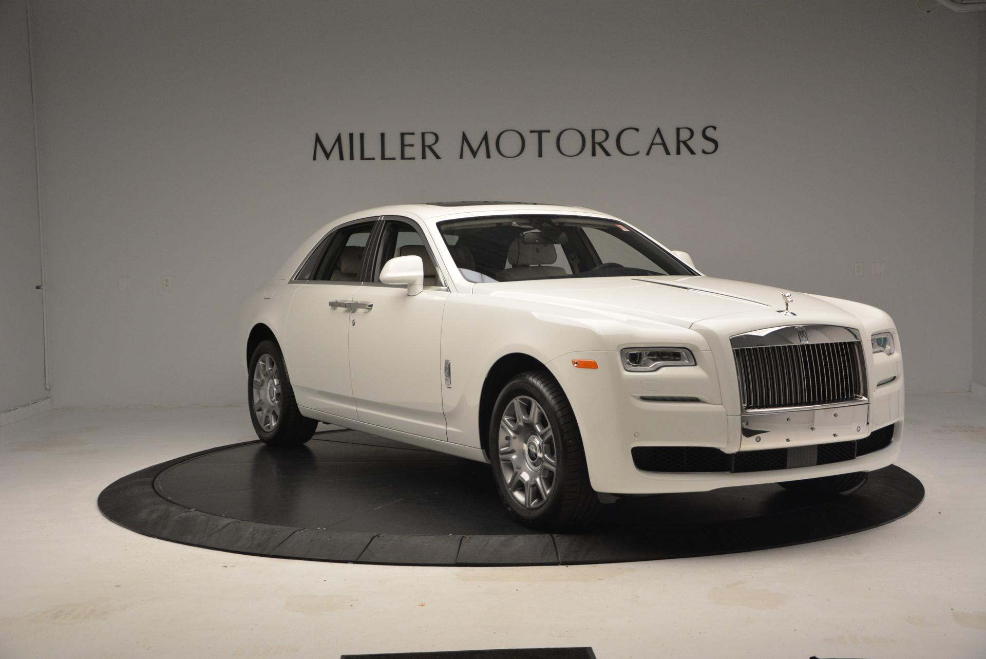 Used 2016 Rolls-Royce Ghost Series II  For Sale In Westport, CT 227_p12