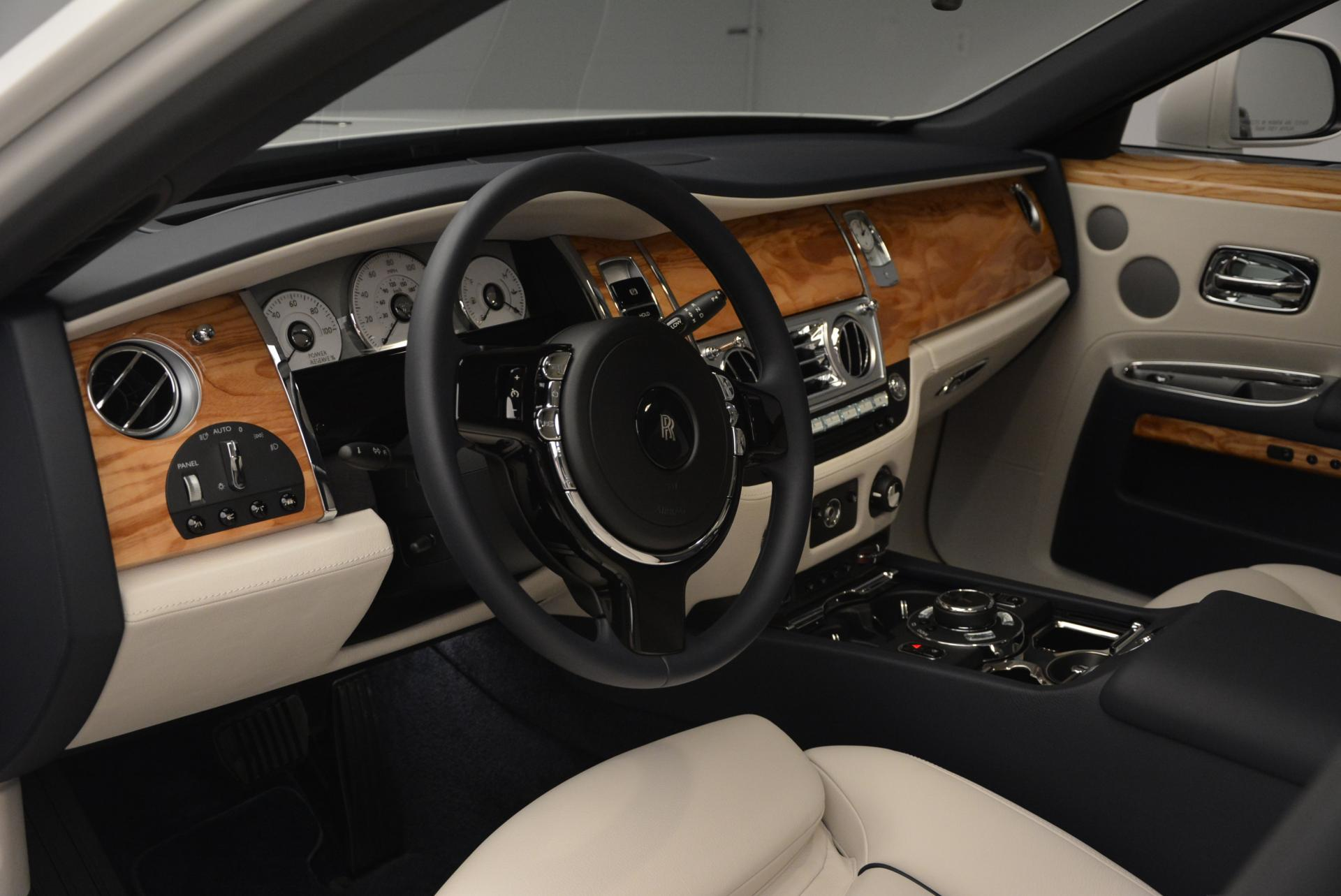 Used 2016 Rolls-Royce Ghost Series II  For Sale In Westport, CT 227_p14