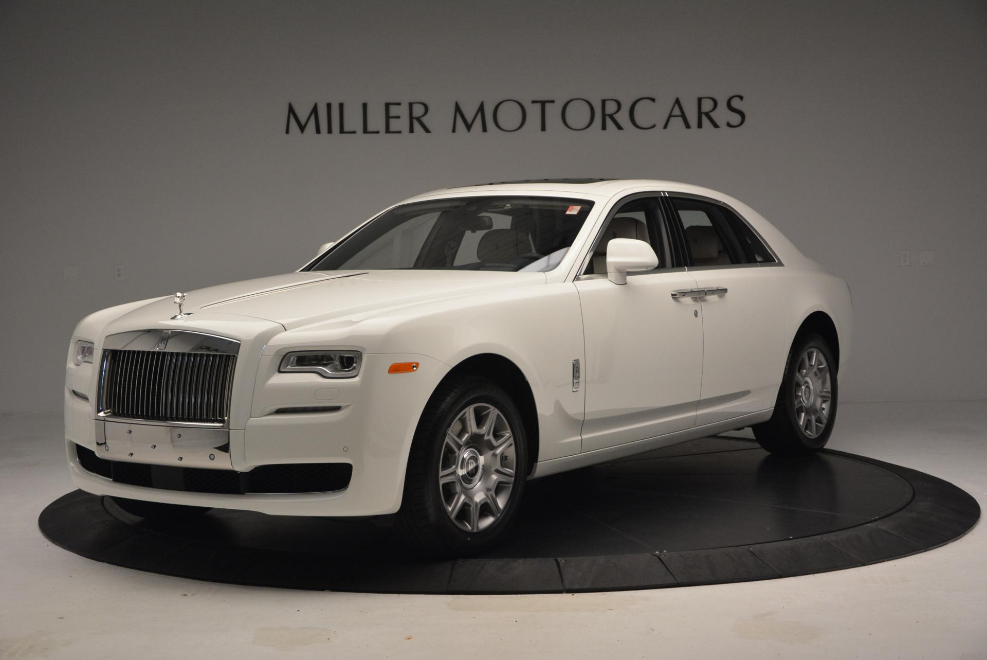Used 2016 Rolls-Royce Ghost Series II  For Sale In Westport, CT 227_p3