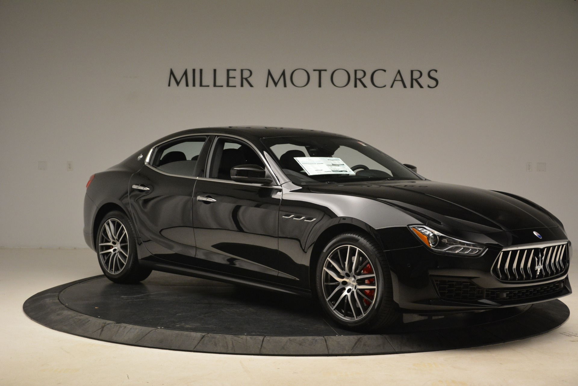 Used 2018 Maserati Ghibli S Q4 For Sale In Westport, CT 2271_p12
