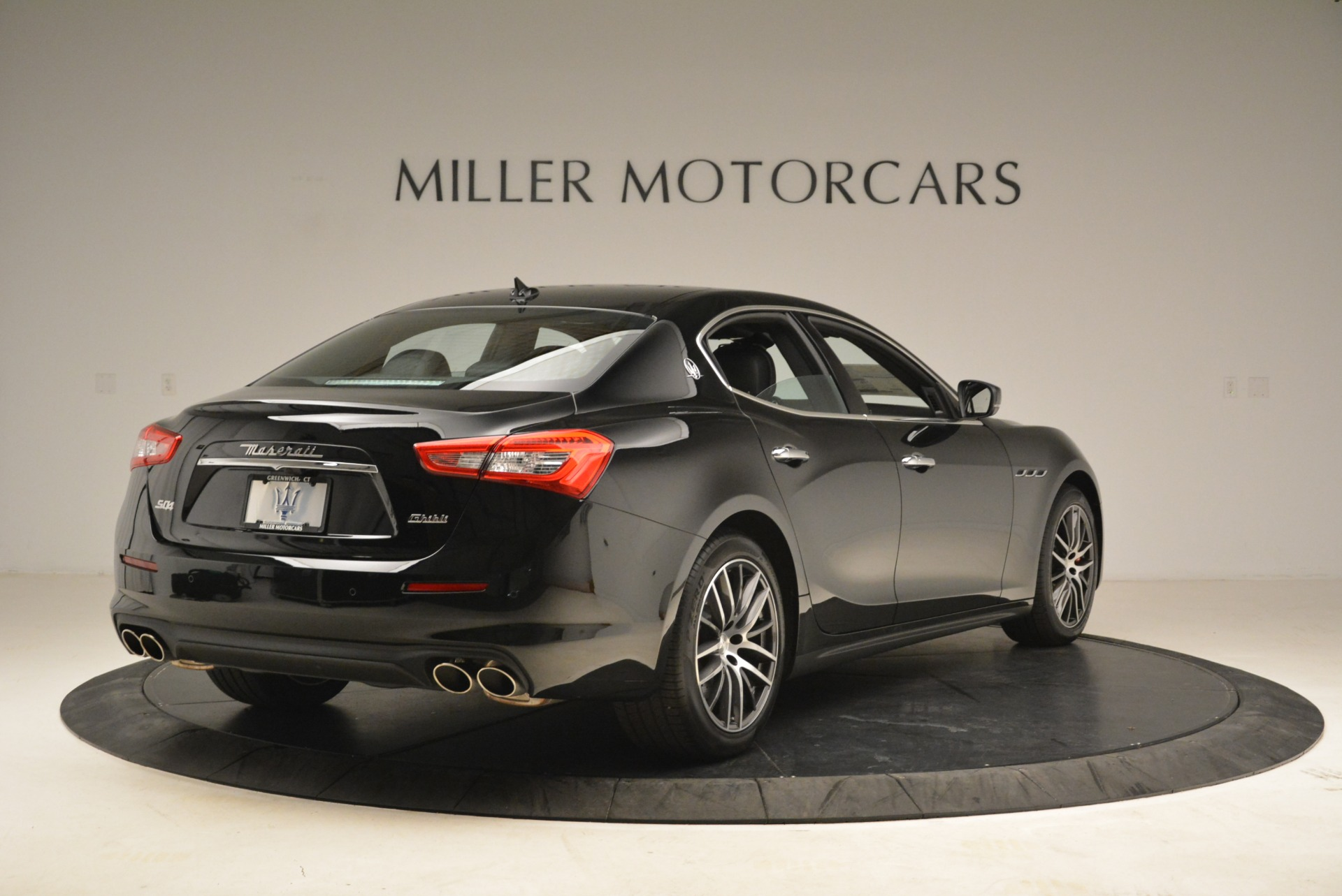 Used 2018 Maserati Ghibli S Q4 For Sale In Westport, CT 2271_p8