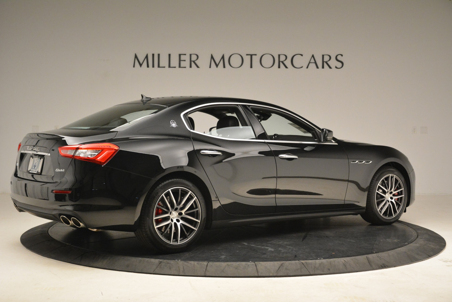 Used 2018 Maserati Ghibli S Q4 For Sale In Westport, CT 2271_p9