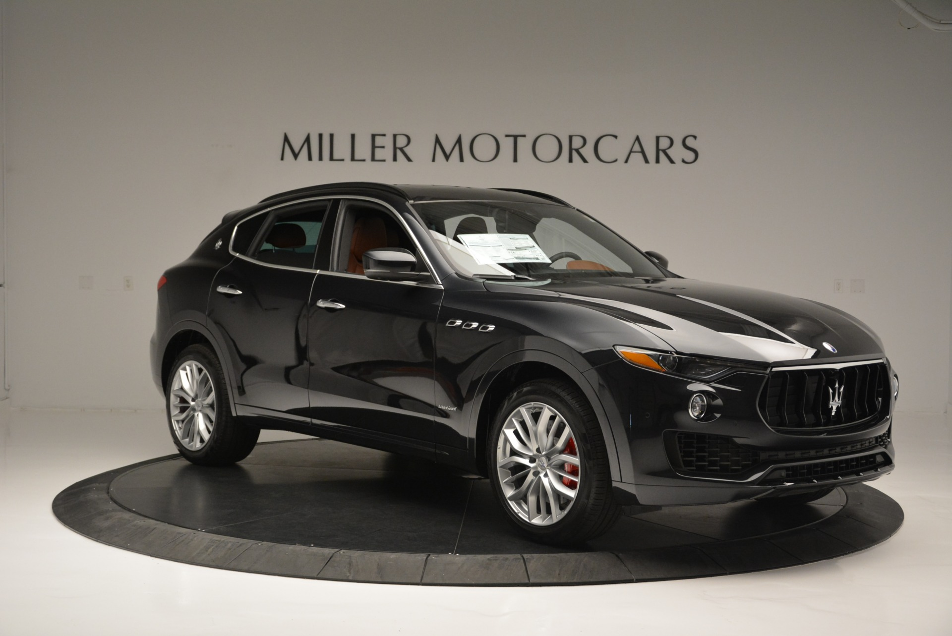New 2018 Maserati Levante S Q4 GranSport For Sale In Westport, CT 2273_p12