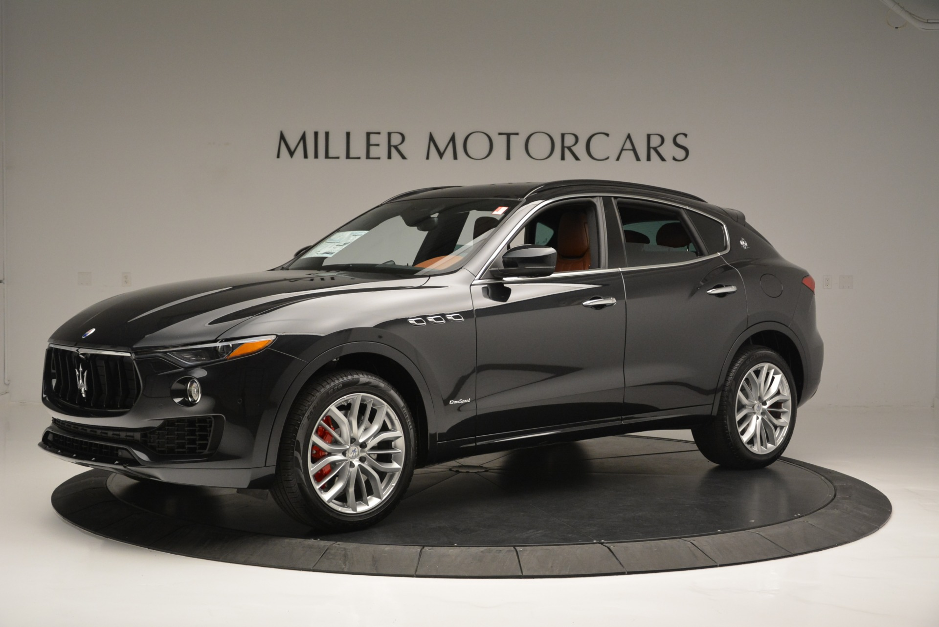 New 2018 Maserati Levante S Q4 GranSport For Sale In Westport, CT 2273_p2