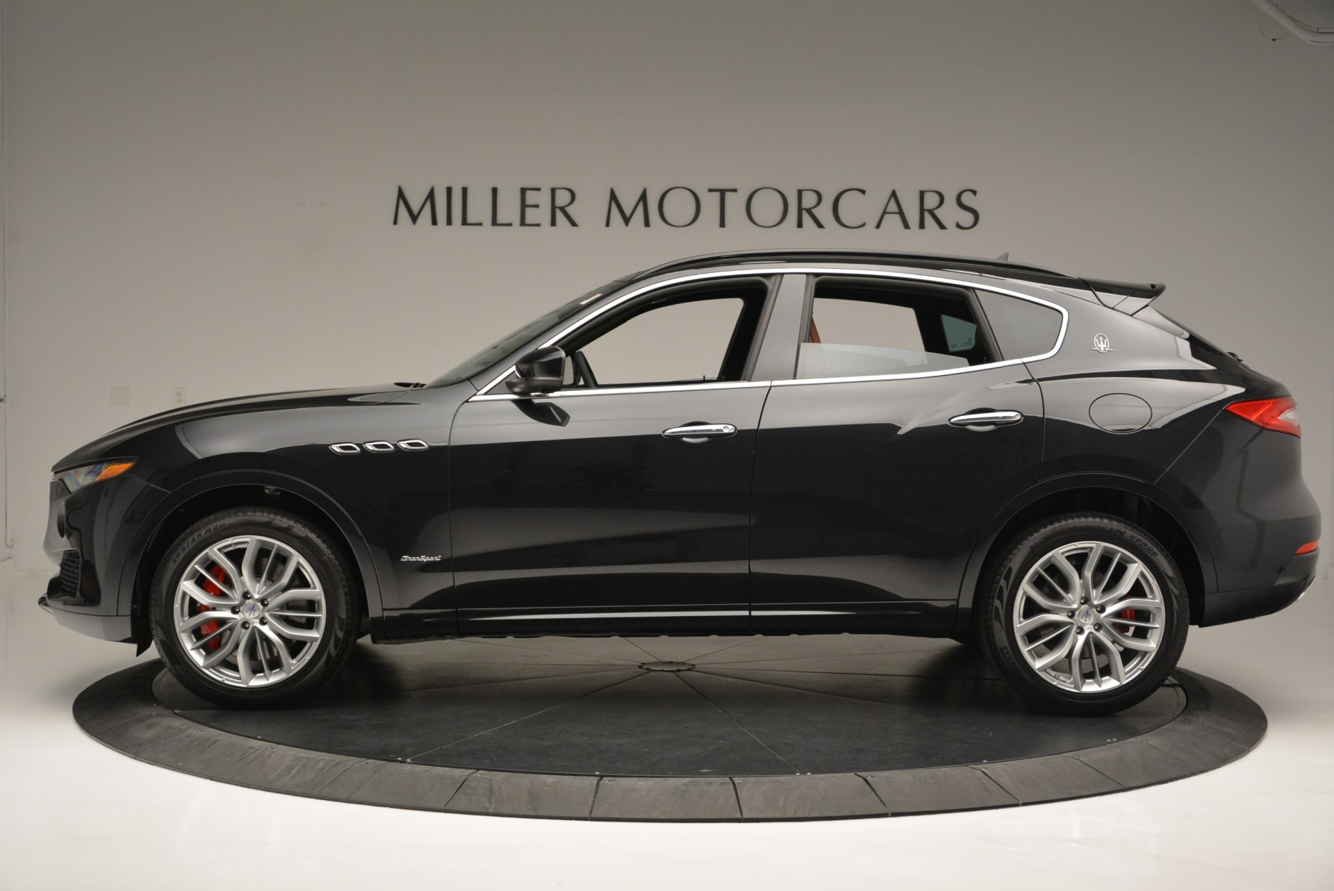New 2018 Maserati Levante S Q4 GranSport For Sale In Westport, CT 2273_p3
