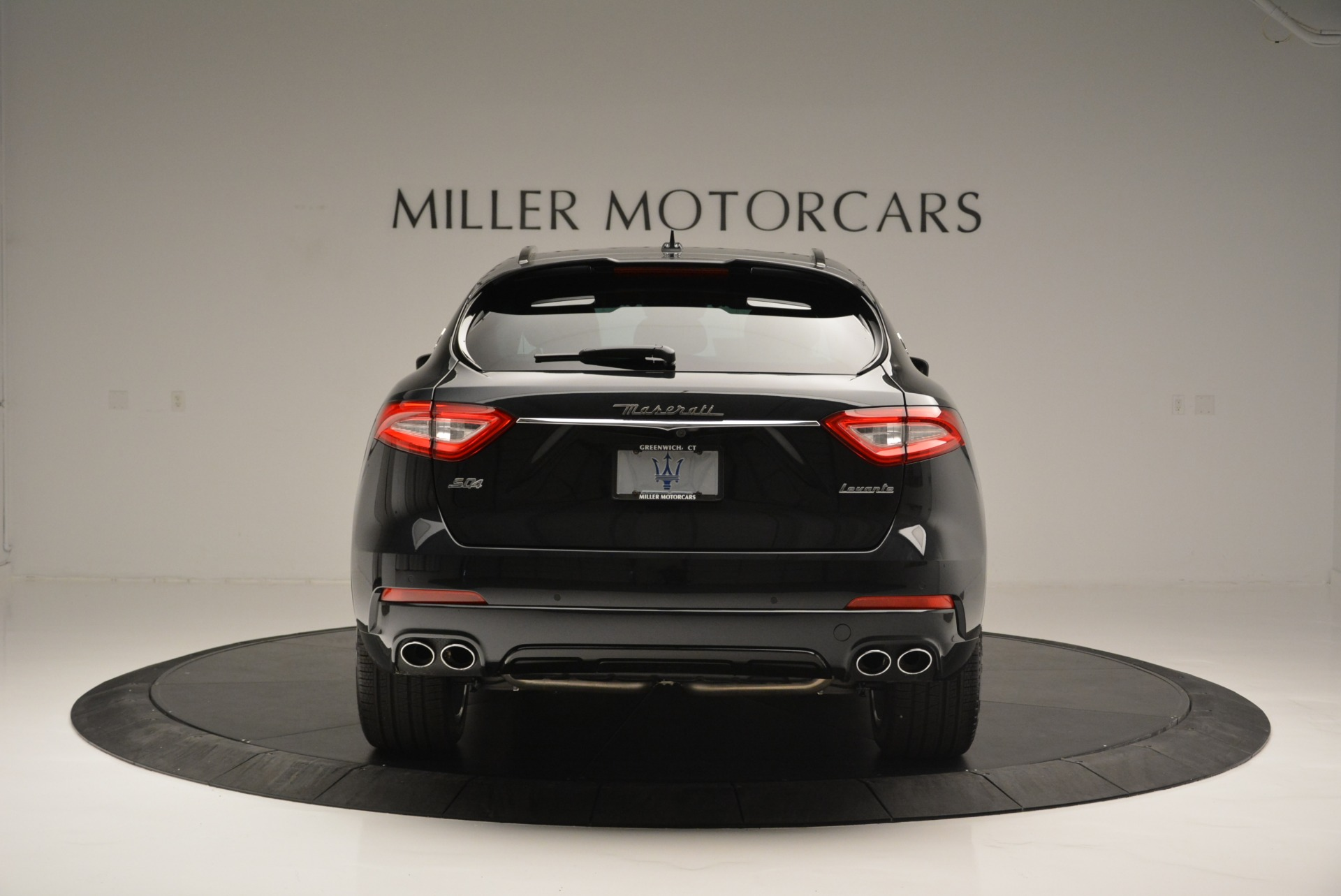 New 2018 Maserati Levante S Q4 GranSport For Sale In Westport, CT 2273_p6