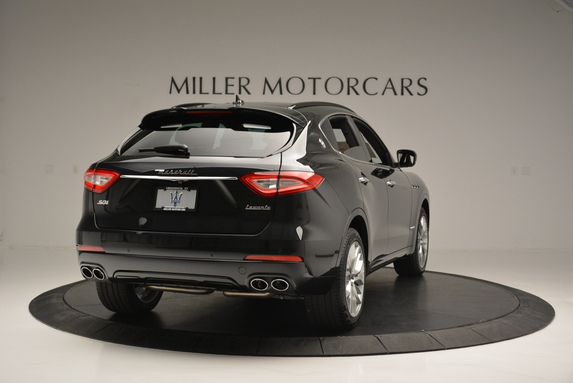 New 2018 Maserati Levante S Q4 GranSport For Sale In Westport, CT 2273_p7