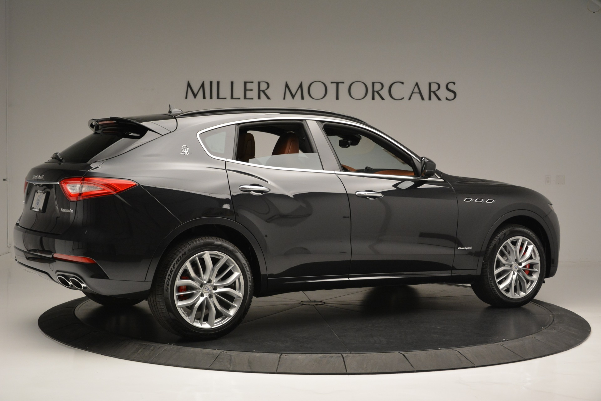 New 2018 Maserati Levante S Q4 GranSport For Sale In Westport, CT 2273_p9