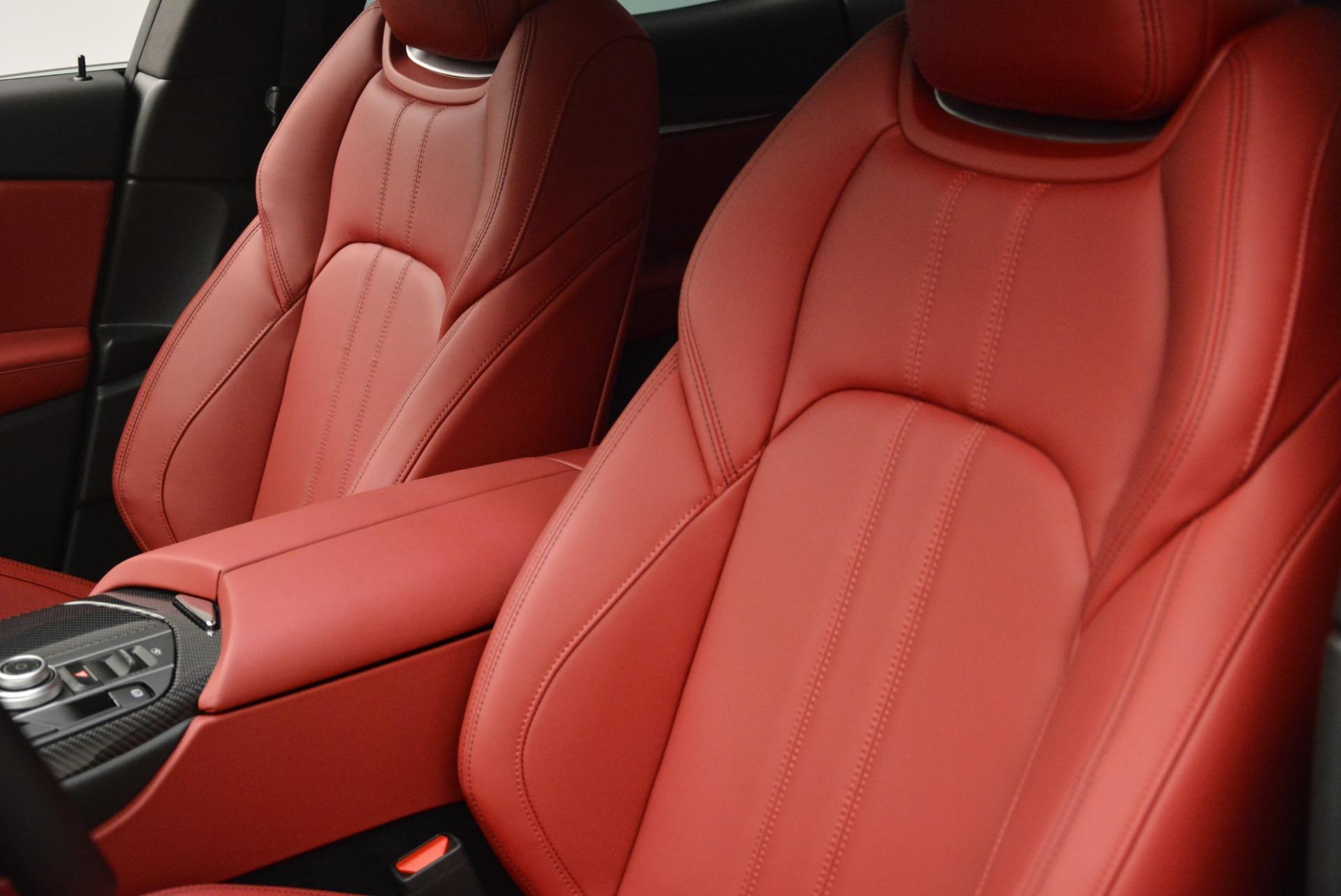 New 2018 Maserati Levante S Q4 GranSport For Sale In Westport, CT 2274_p16