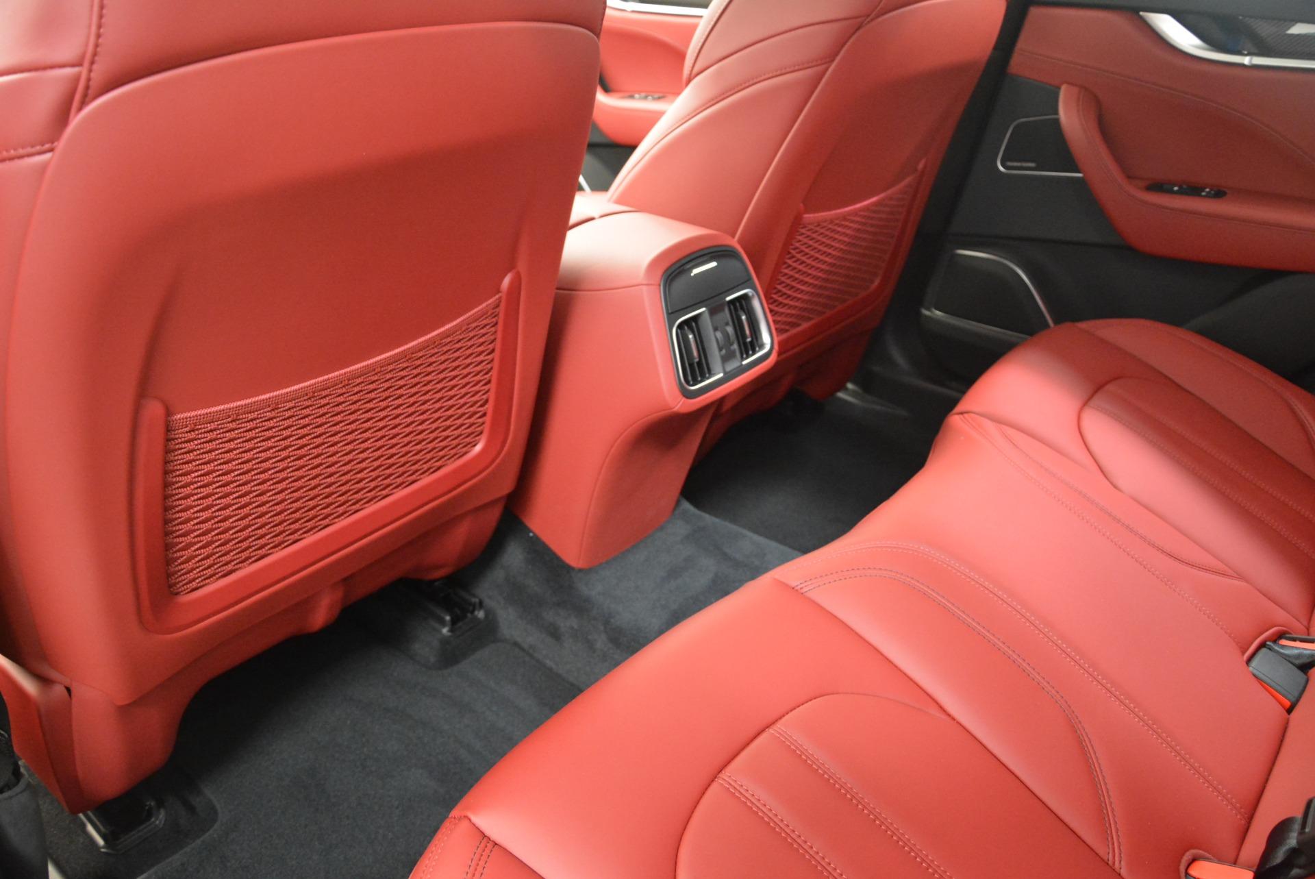New 2018 Maserati Levante S Q4 GranSport For Sale In Westport, CT 2274_p21