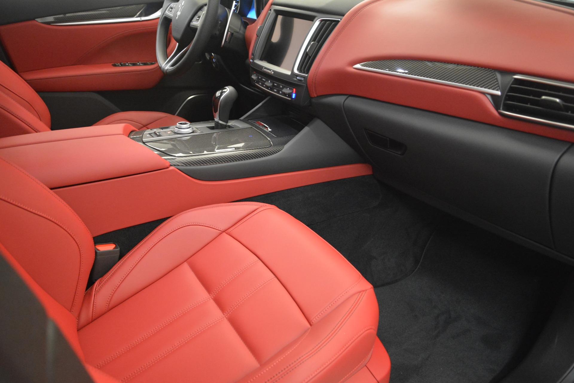 New 2018 Maserati Levante S Q4 GranSport For Sale In Westport, CT 2274_p24