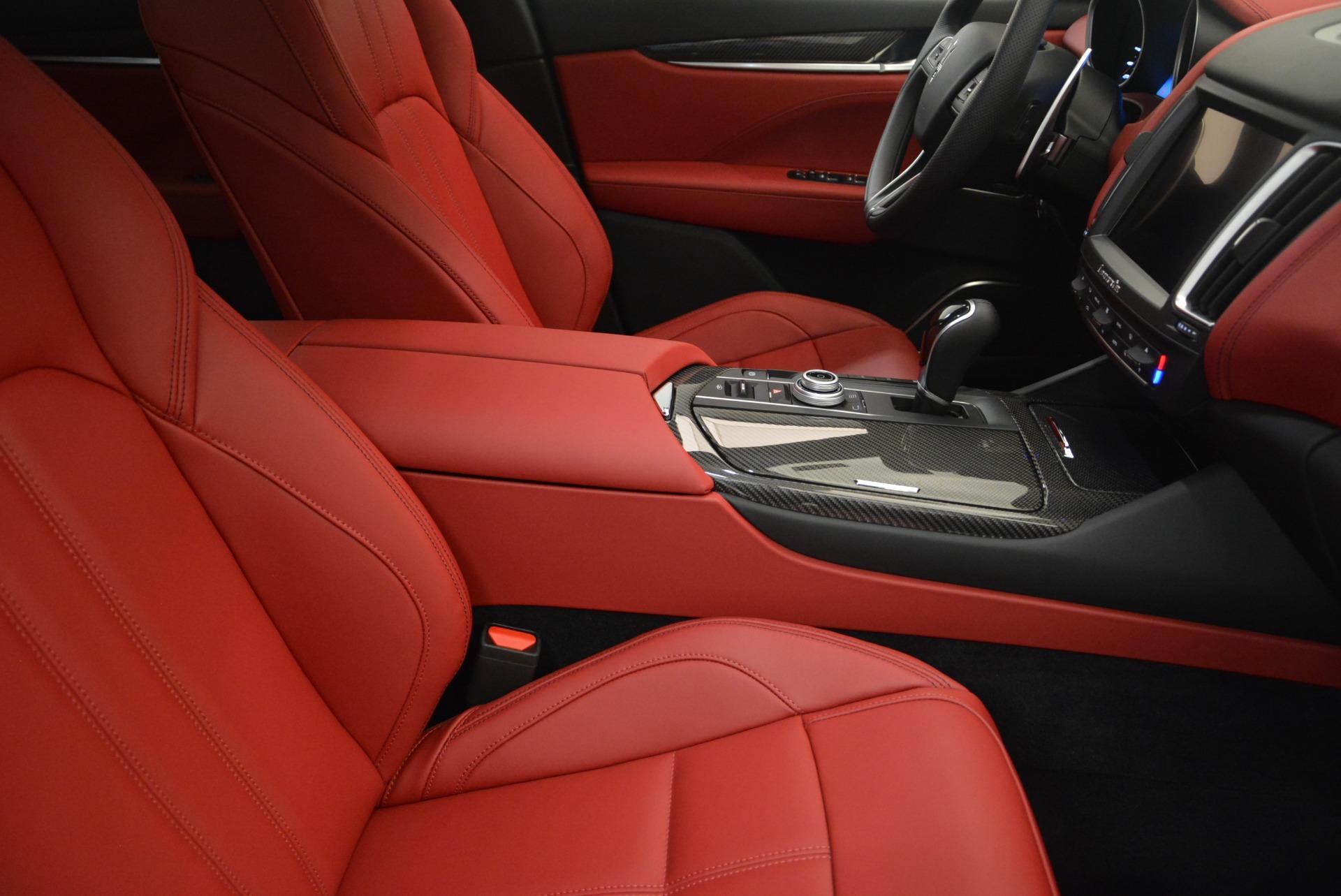 New 2018 Maserati Levante S Q4 GranSport For Sale In Westport, CT 2274_p25