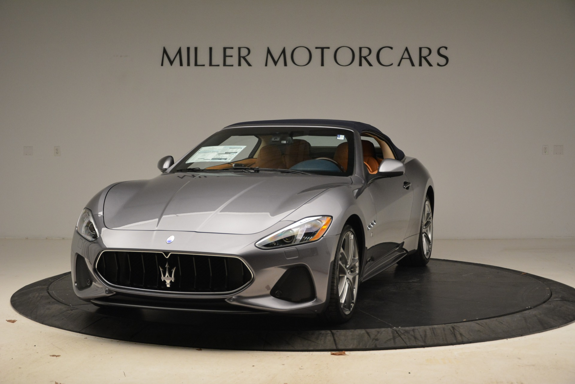 New 2018 Maserati GranTurismo Sport Convertible For Sale In Westport, CT 2276_main