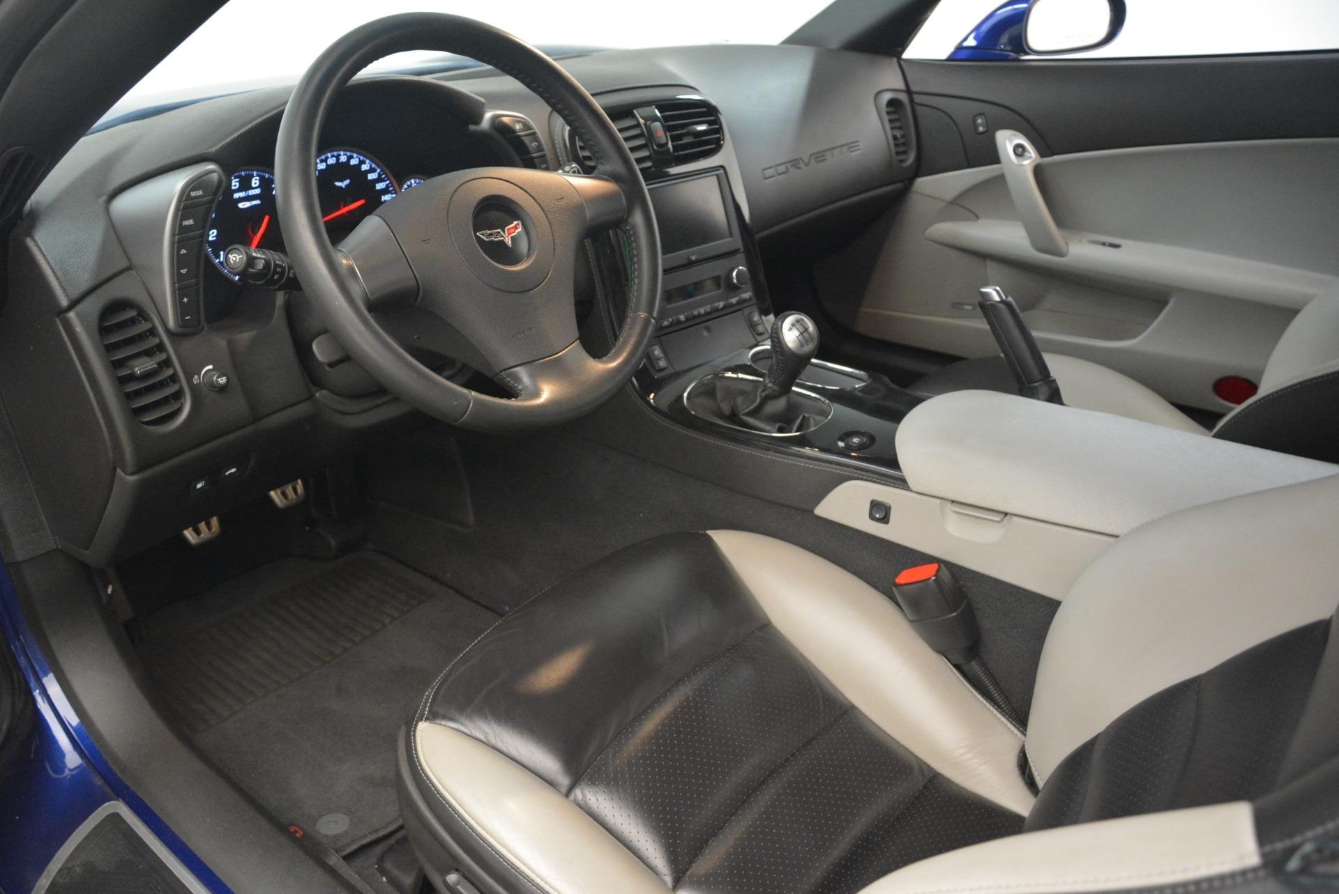 Used 2006 Chevrolet Corvette Z06 For Sale In Westport, CT 2277_p13