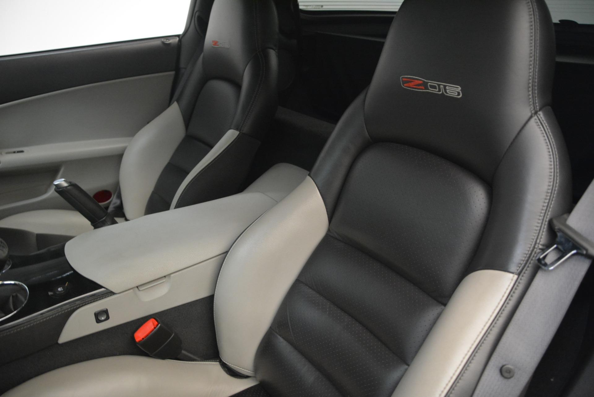 Used 2006 Chevrolet Corvette Z06 For Sale In Westport, CT 2277_p15