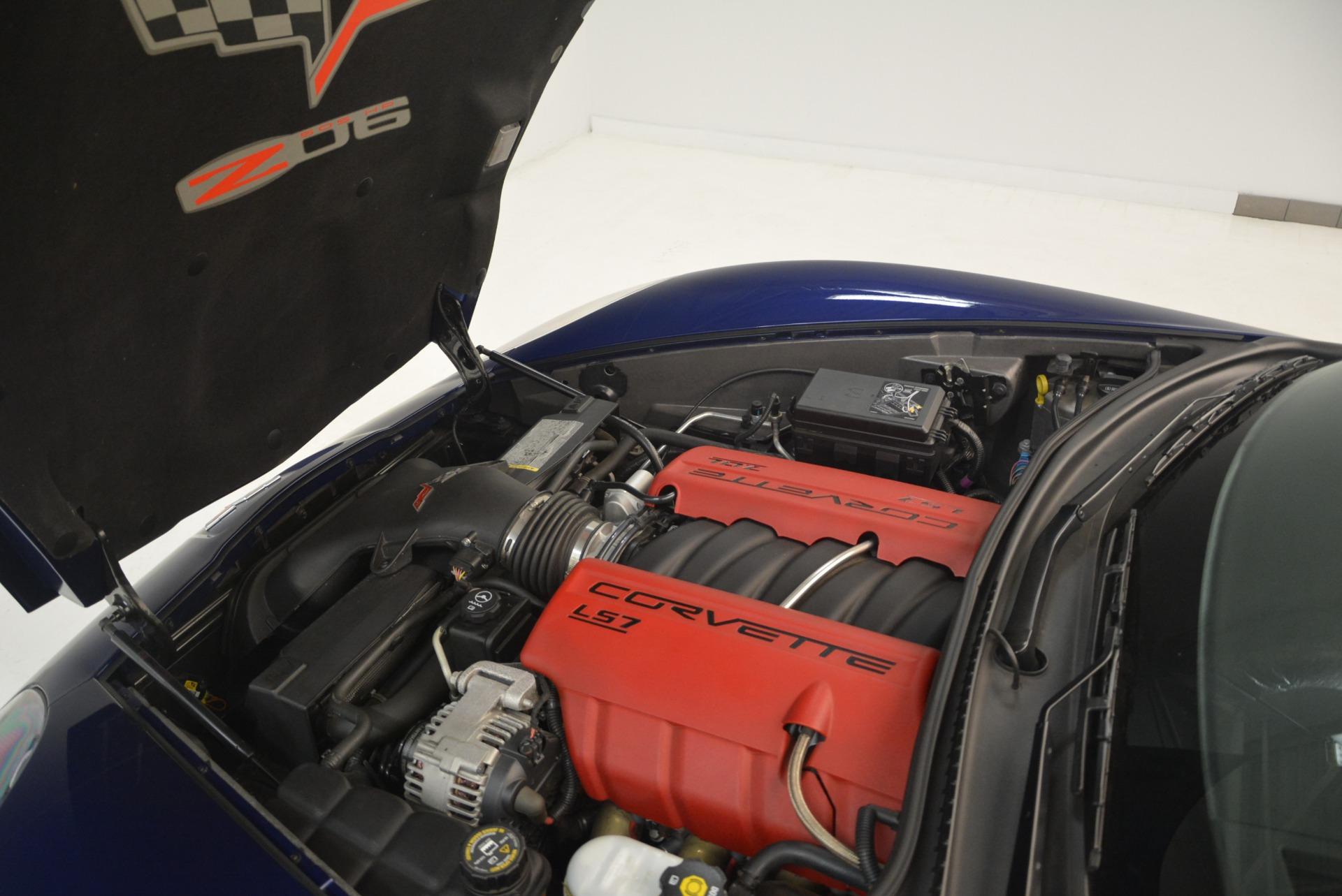 Used 2006 Chevrolet Corvette Z06 For Sale In Westport, CT 2277_p22