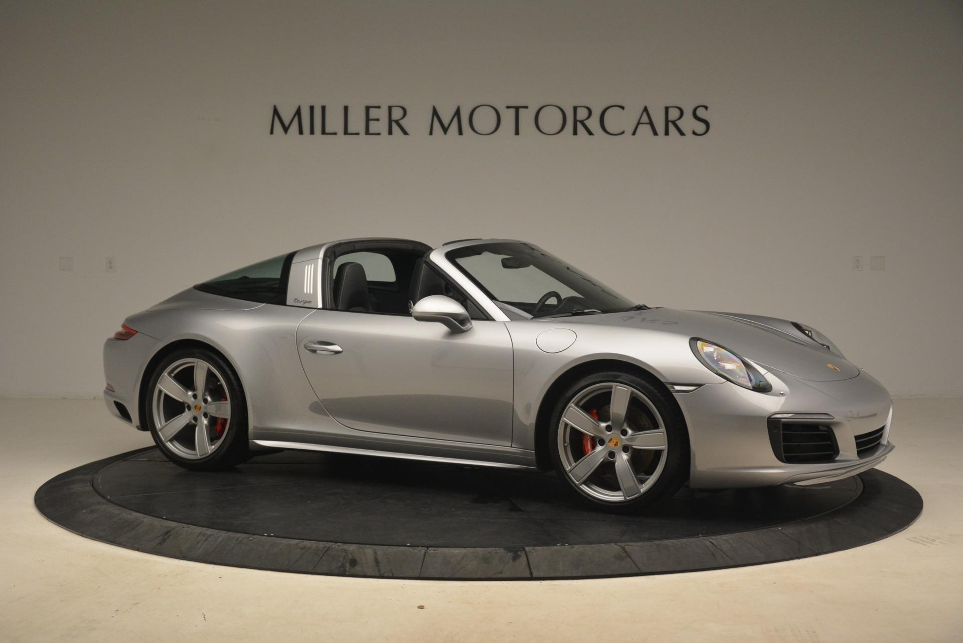 Used 2017 Porsche 911 Targa 4S For Sale In Westport, CT 2282_p10