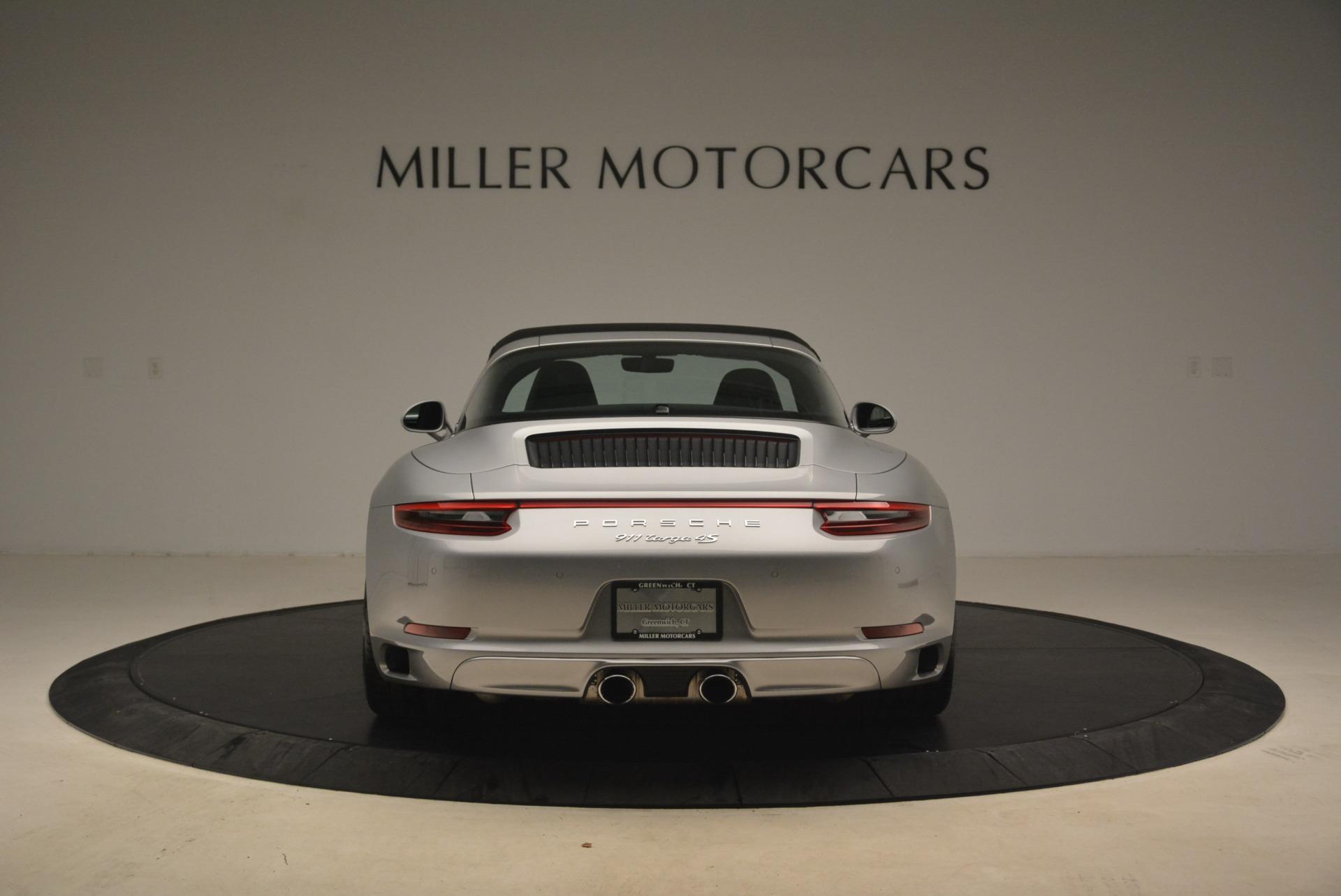 Used 2017 Porsche 911 Targa 4S For Sale In Westport, CT 2282_p18