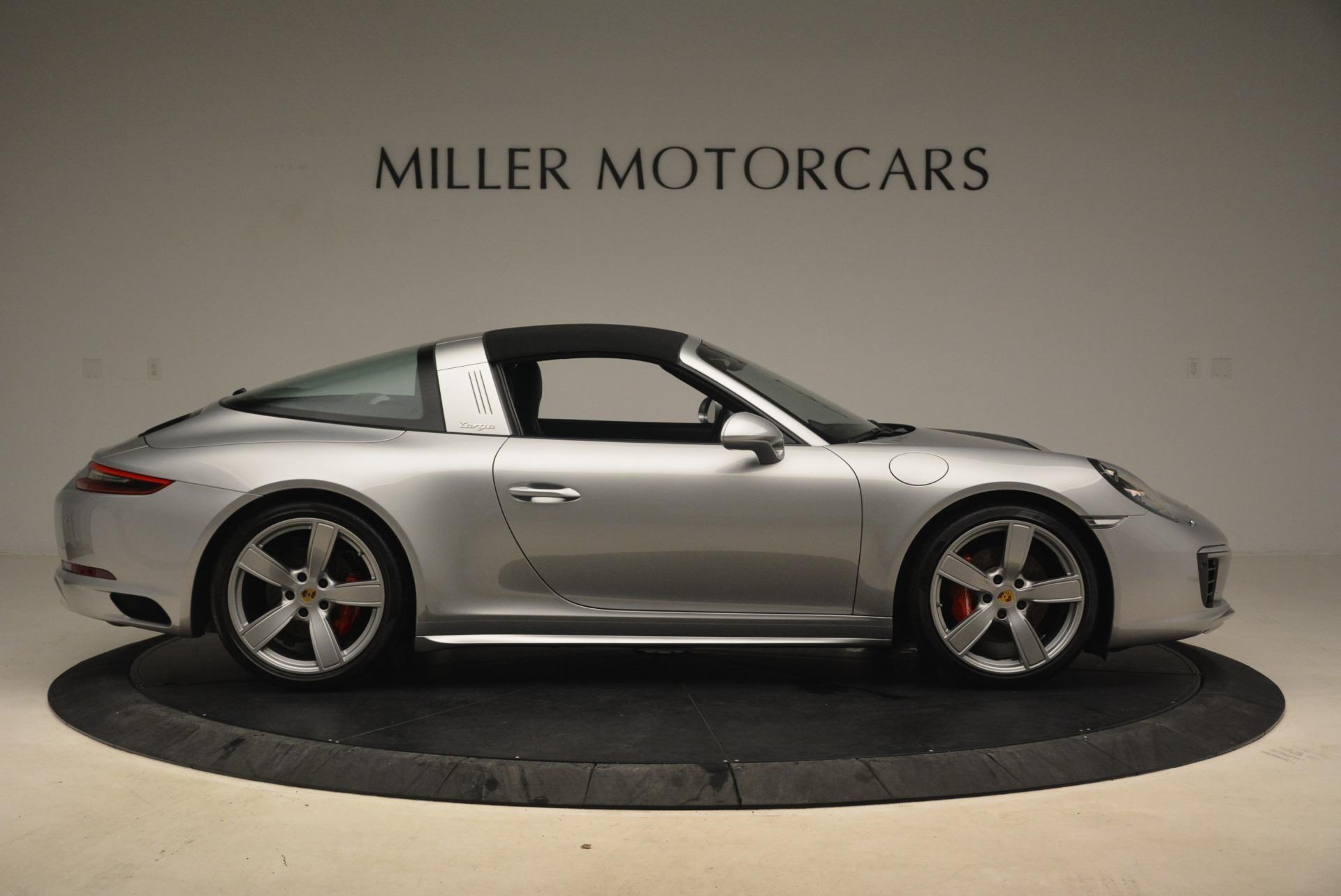 Used 2017 Porsche 911 Targa 4S For Sale In Westport, CT 2282_p21