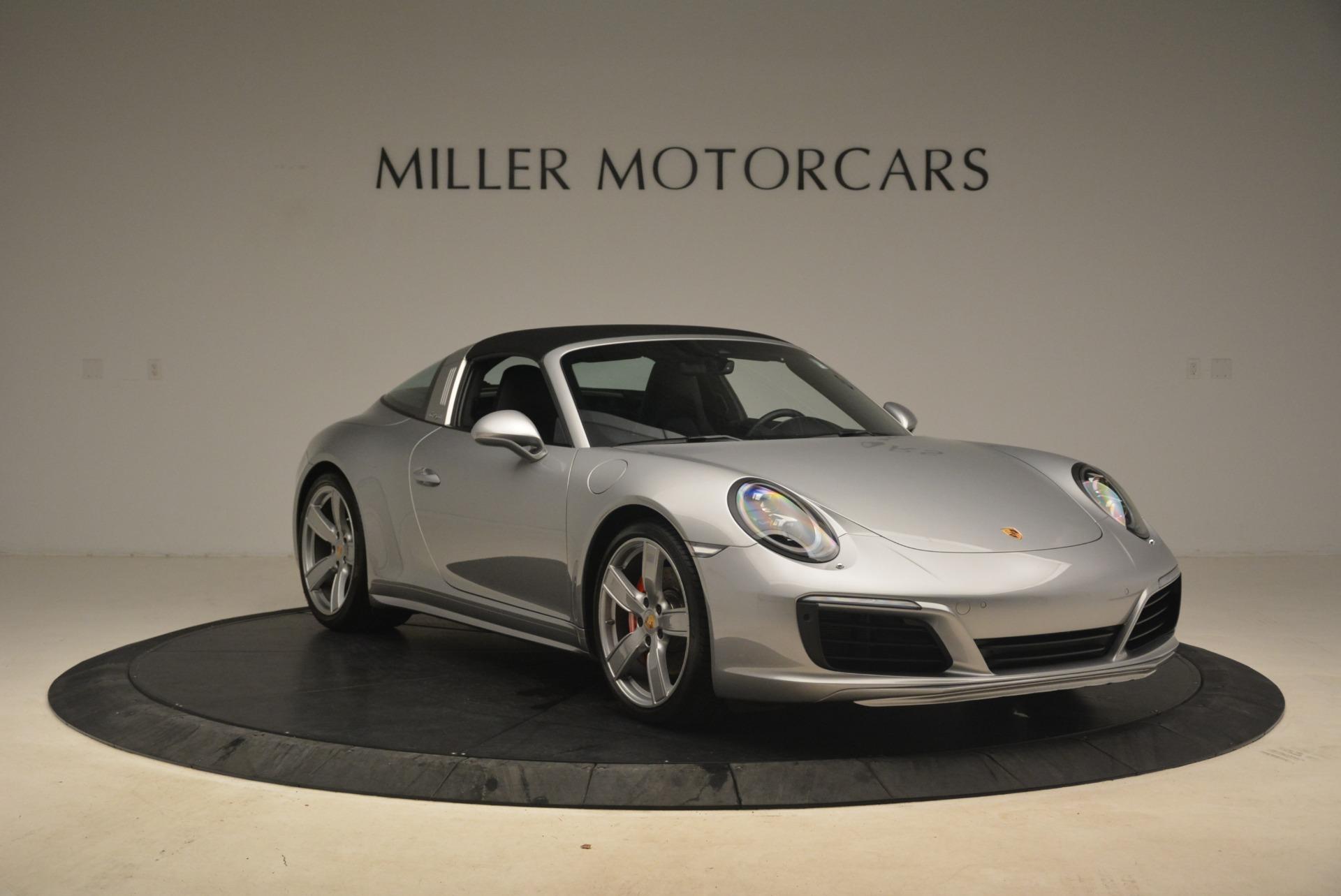 Used 2017 Porsche 911 Targa 4S For Sale In Westport, CT 2282_p23