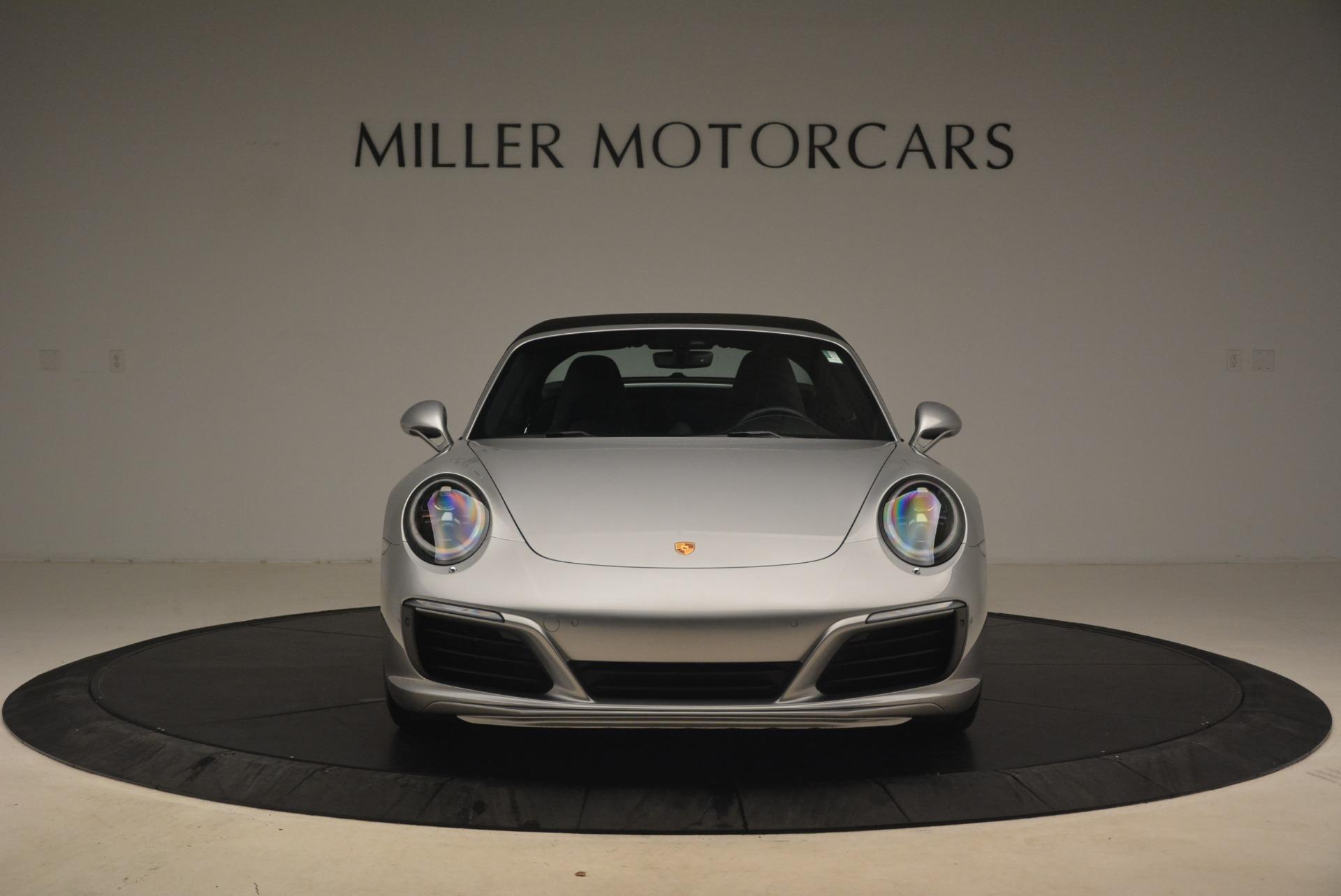 Used 2017 Porsche 911 Targa 4S For Sale In Westport, CT 2282_p24