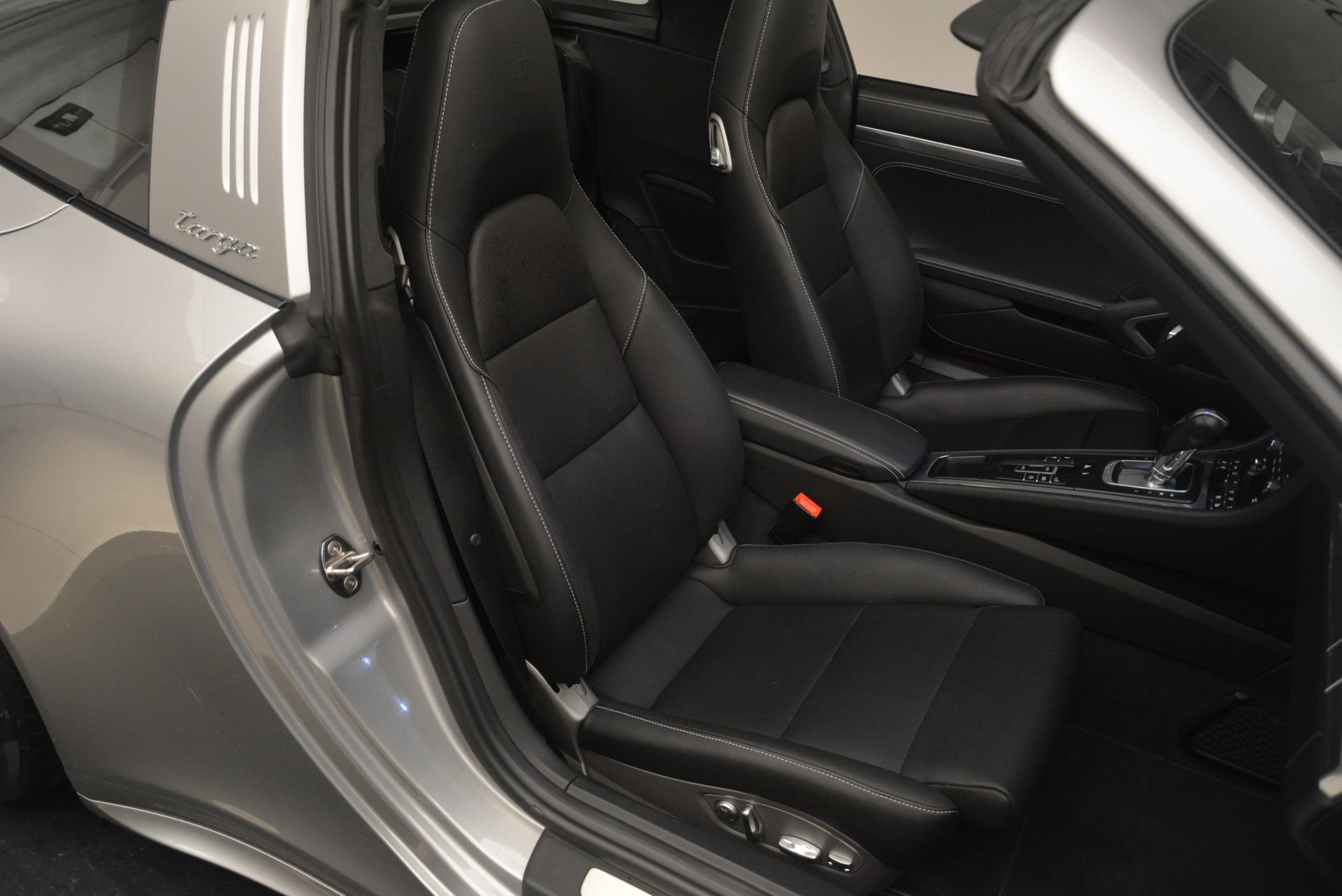 Used 2017 Porsche 911 Targa 4S For Sale In Westport, CT 2282_p36