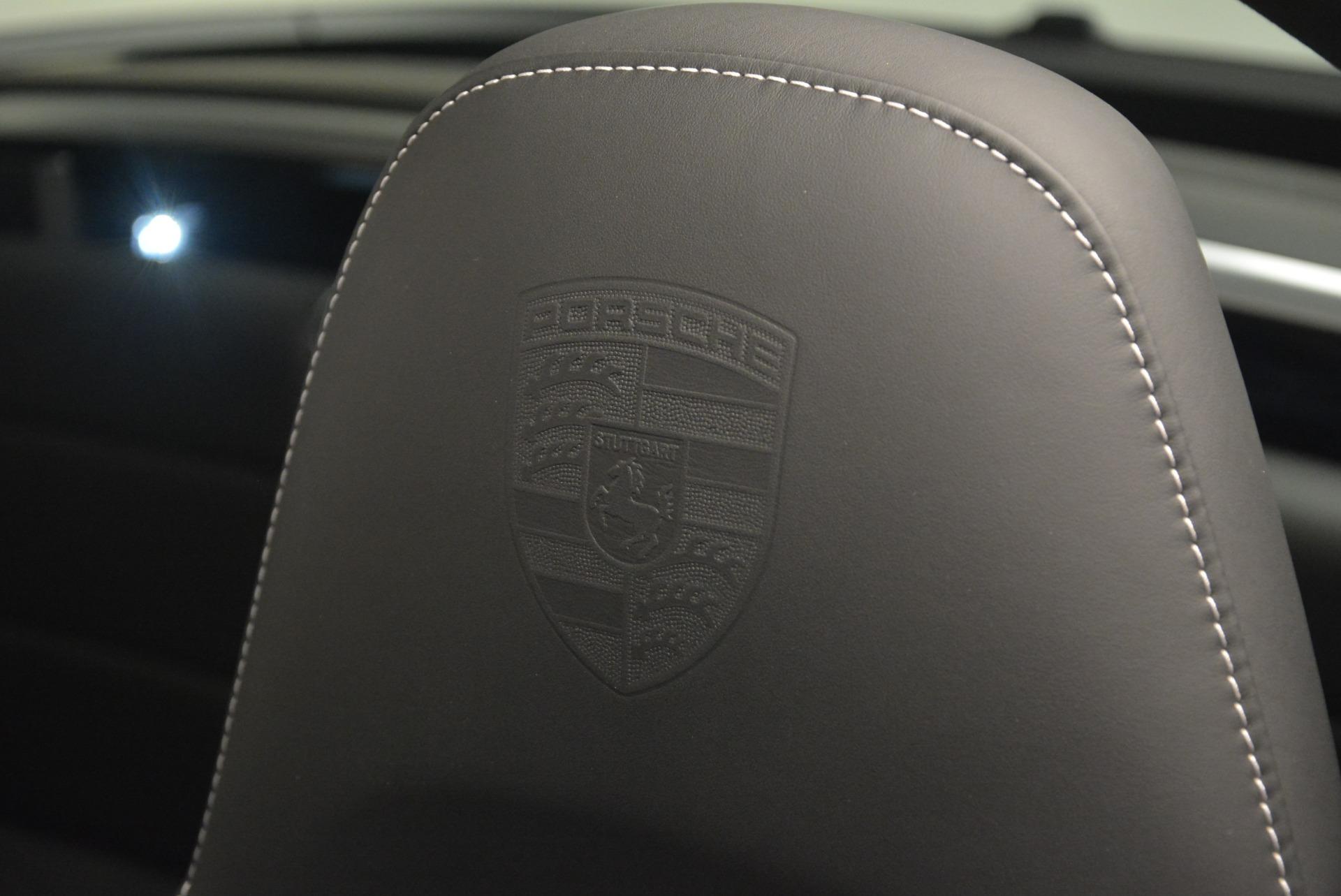 Used 2017 Porsche 911 Targa 4S For Sale In Westport, CT 2282_p37