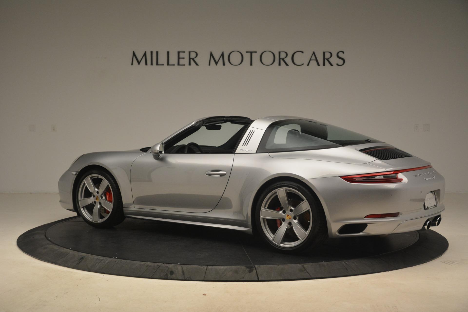 Used 2017 Porsche 911 Targa 4S For Sale In Westport, CT 2282_p4