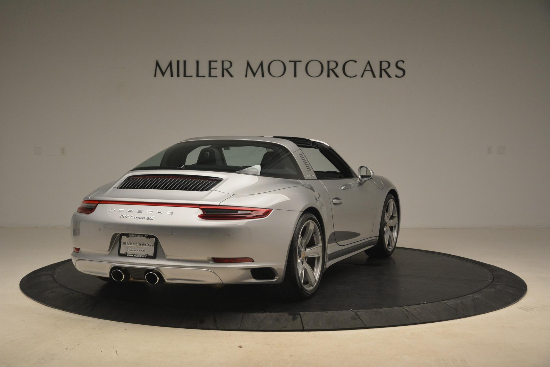 Used 2017 Porsche 911 Targa 4S For Sale In Westport, CT 2282_p7