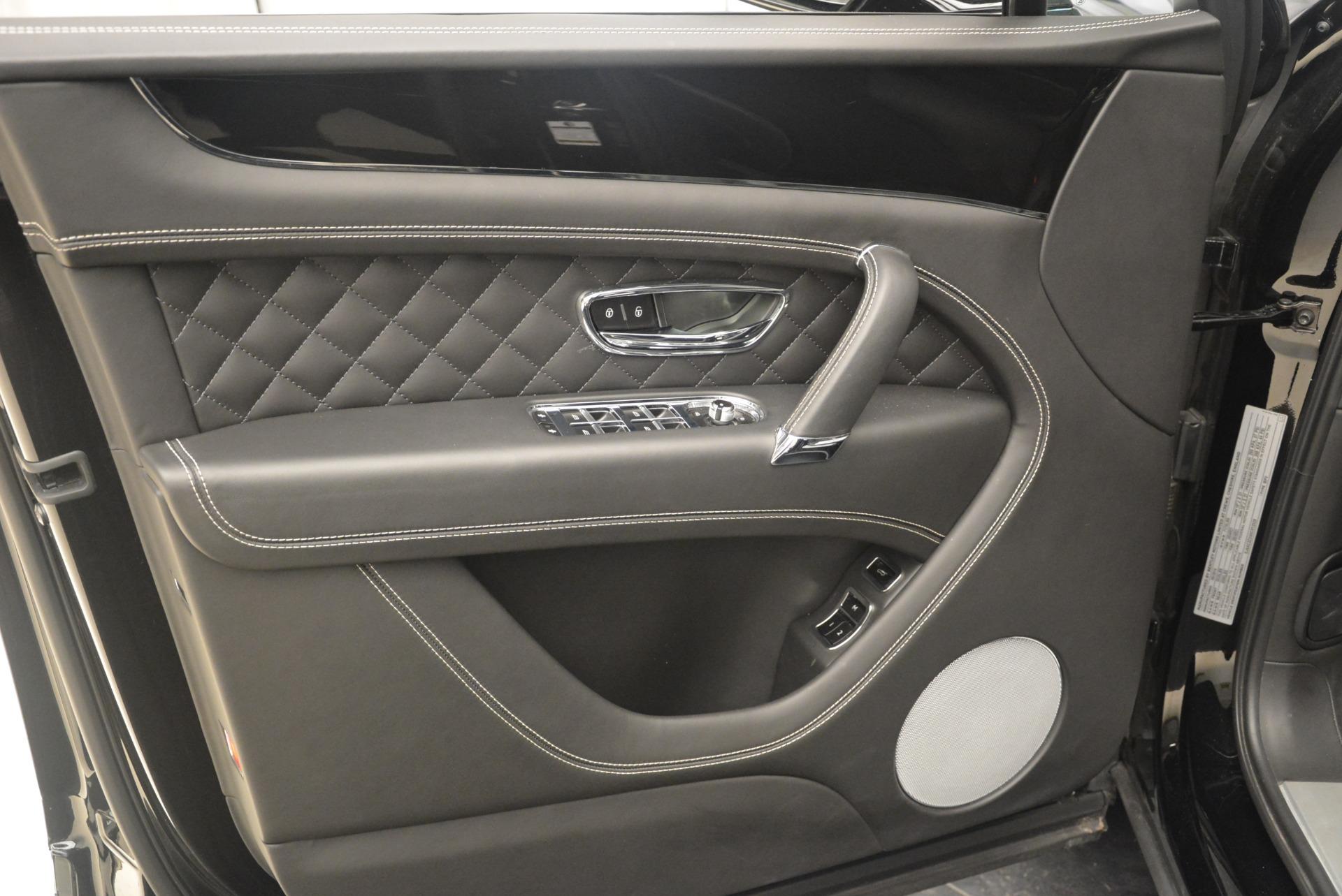 Used 2017 Bentley Bentayga W12 For Sale In Westport, CT 2284_p16