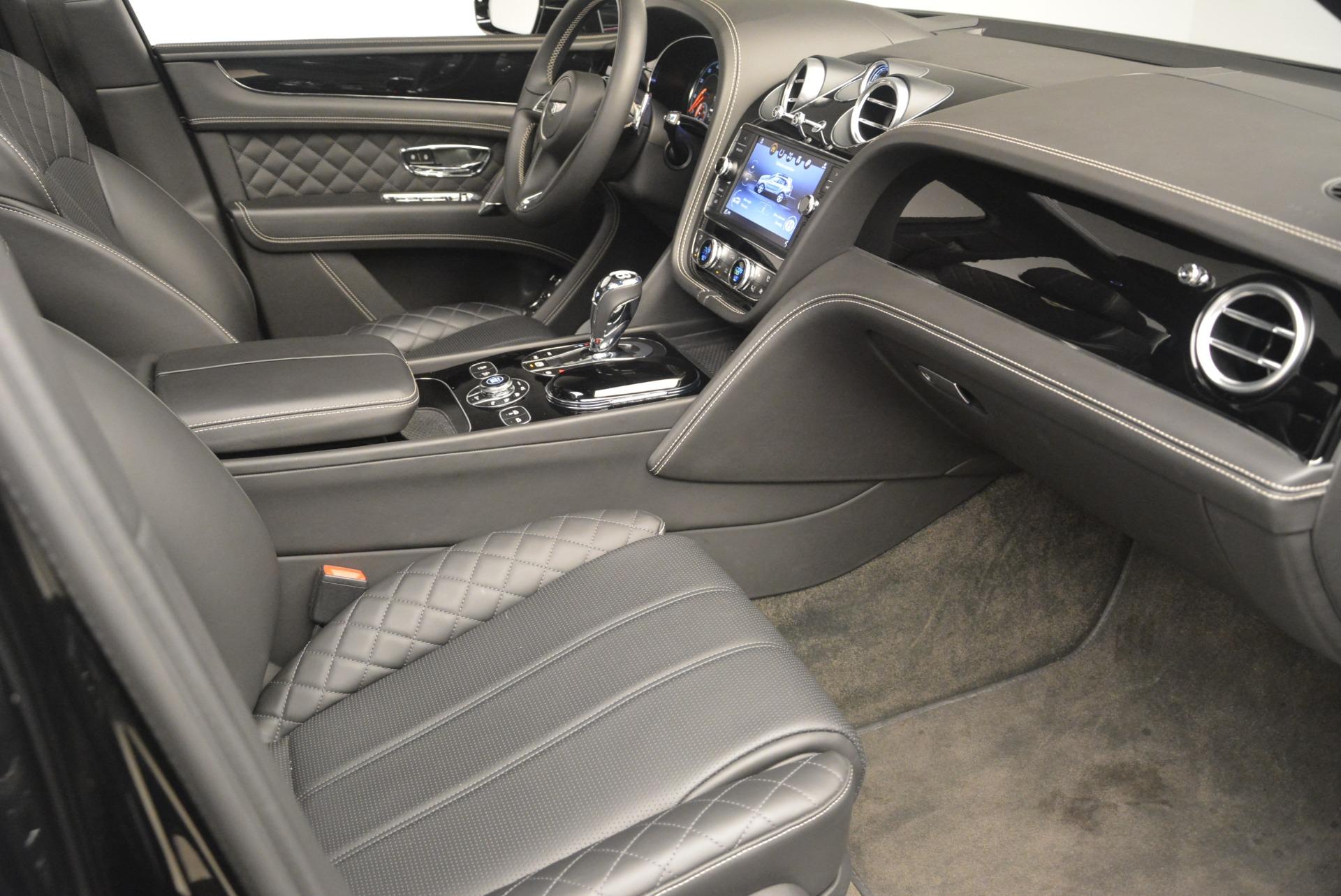 Used 2017 Bentley Bentayga W12 For Sale In Westport, CT 2284_p19