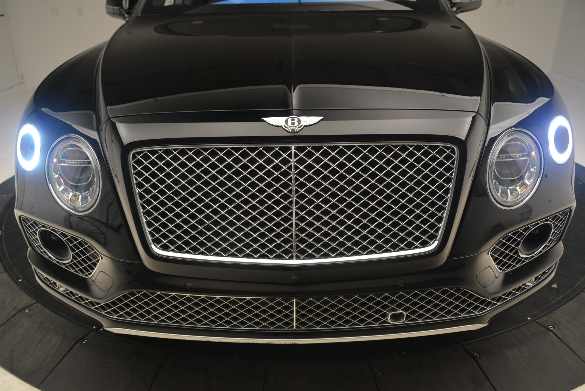 Used 2017 Bentley Bentayga W12 For Sale In Westport, CT 2284_p25