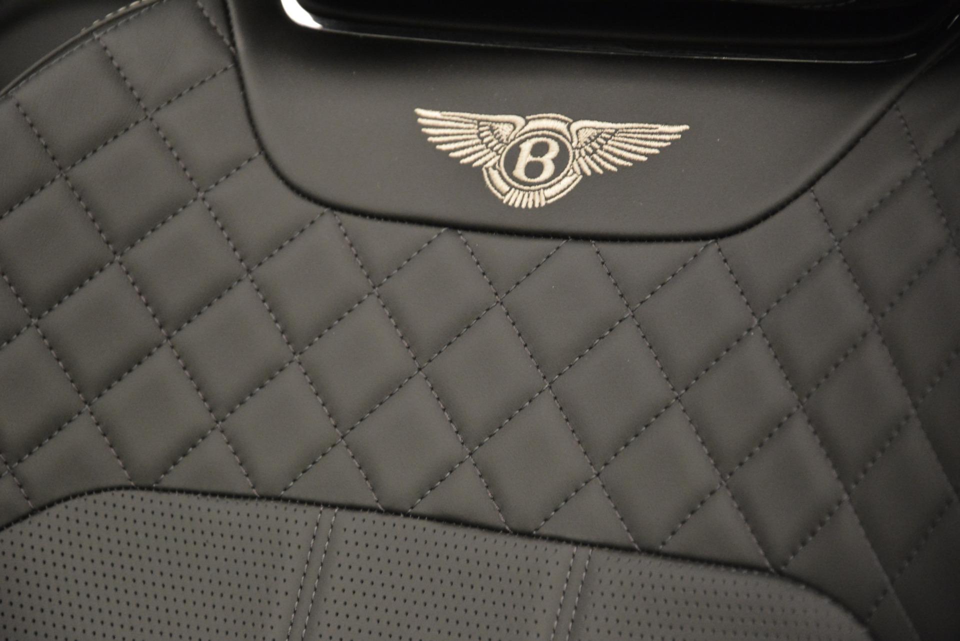 Used 2017 Bentley Bentayga W12 For Sale In Westport, CT 2284_p26